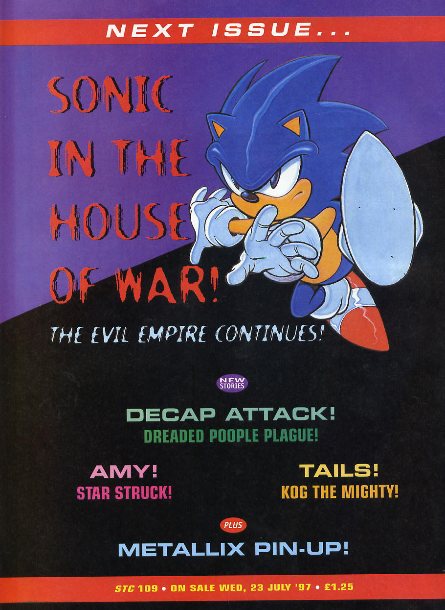 Read online Sonic the Comic comic -  Issue #108 - 15