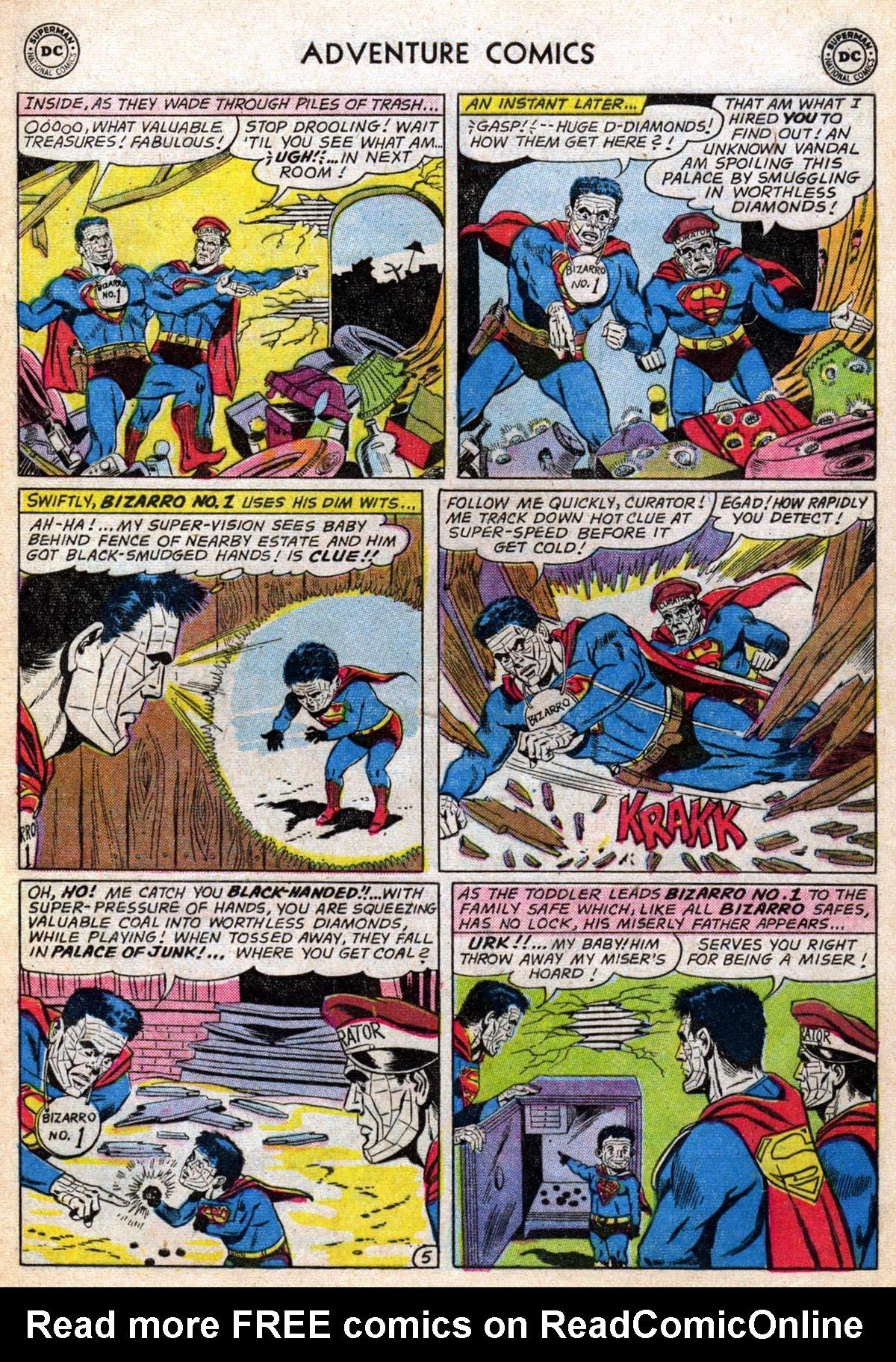 Read online Adventure Comics (1938) comic -  Issue #286 - 25