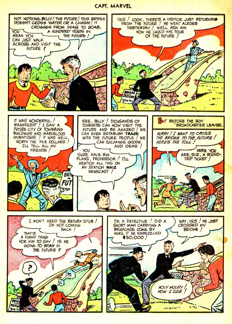 Captain Marvel Adventures issue 93 - Page 36