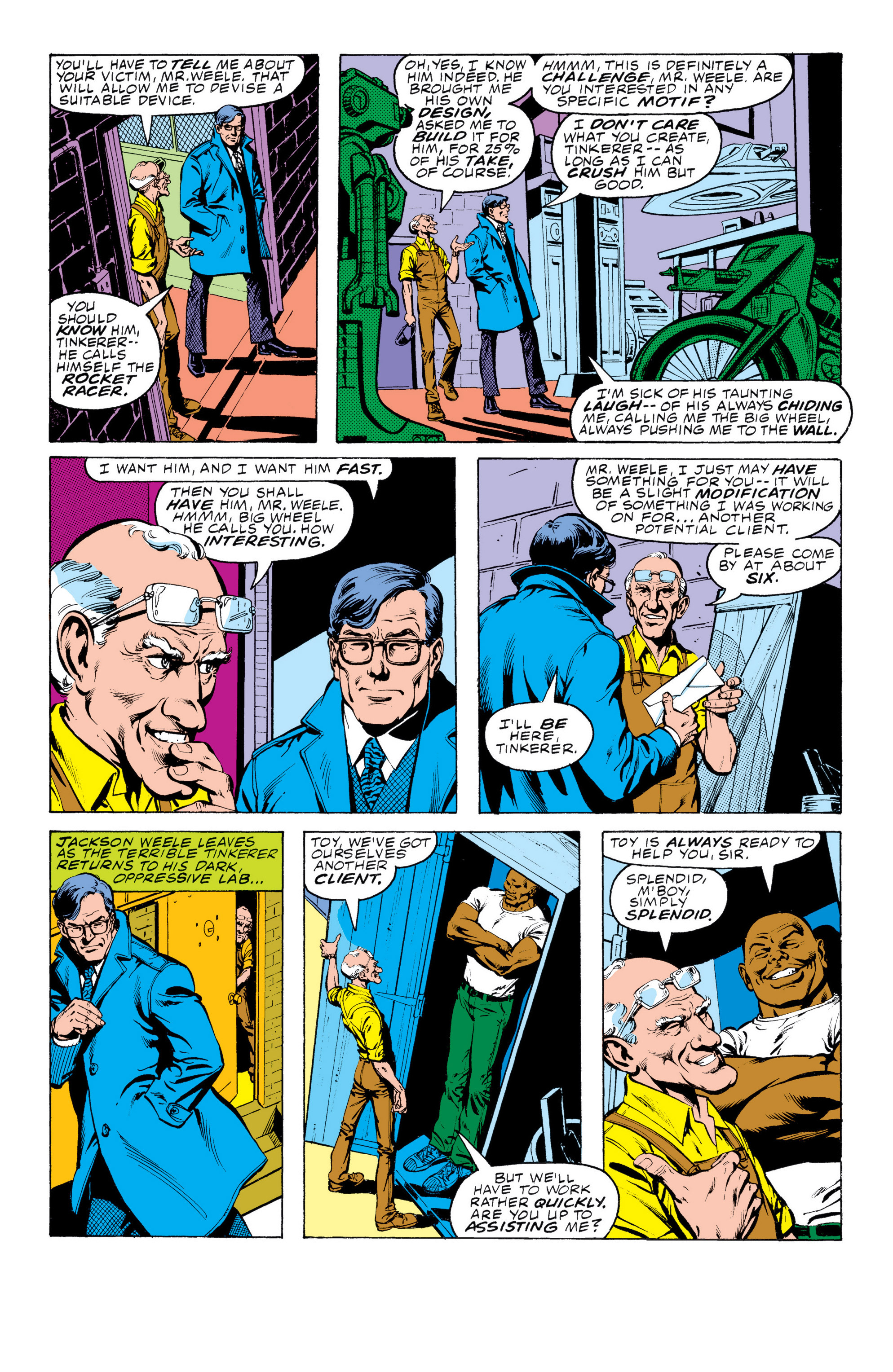 The Amazing Spider-Man (1963) 183 Page 4
