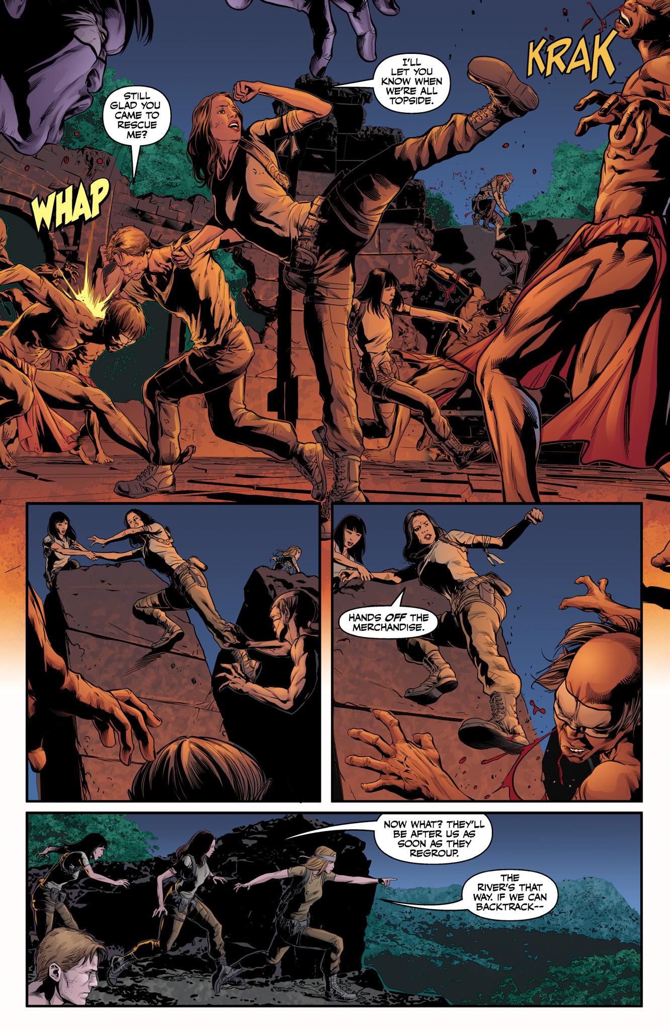 Read online Angel & Faith Season 10 comic -  Issue #10 - 15
