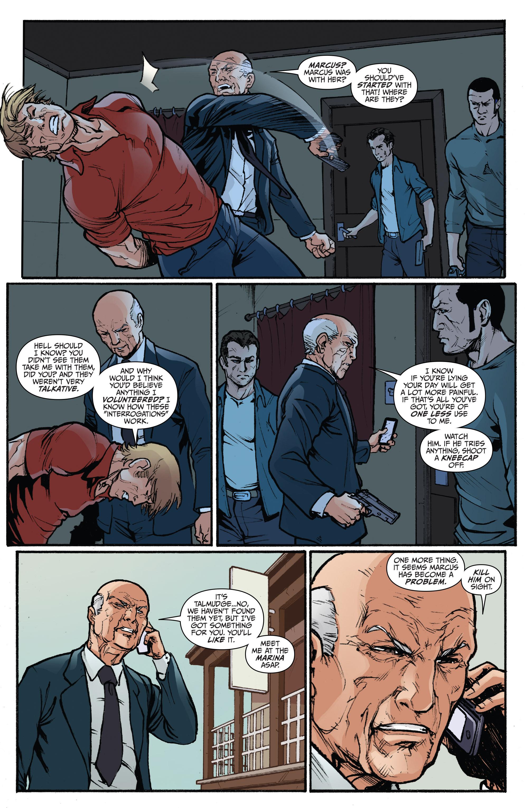 Read online 3 Guns comic -  Issue #4 - 18