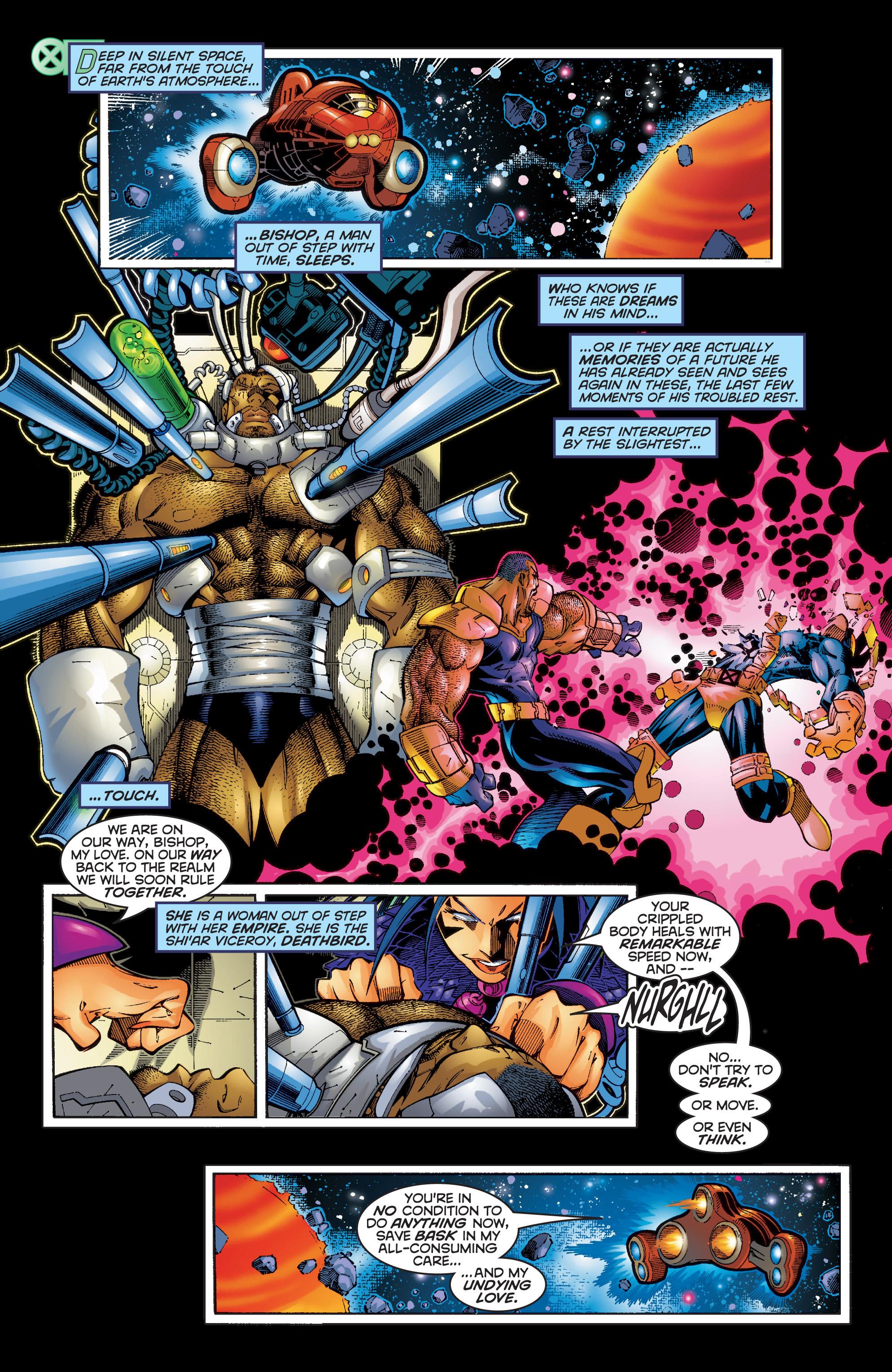 Read online Uncanny X-Men (1963) comic -  Issue #353 - 14