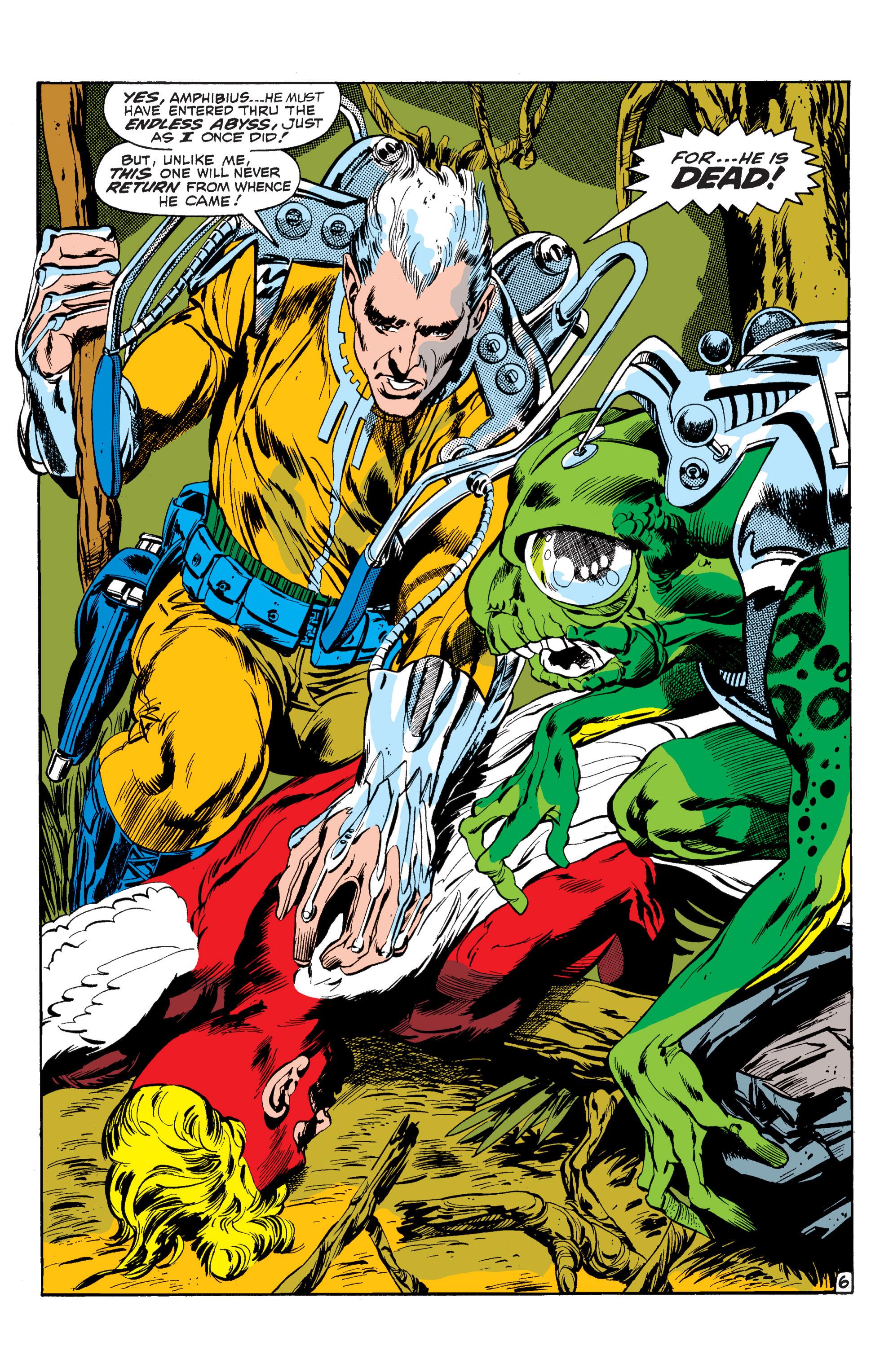 Uncanny X-Men (1963) 62 Page 6