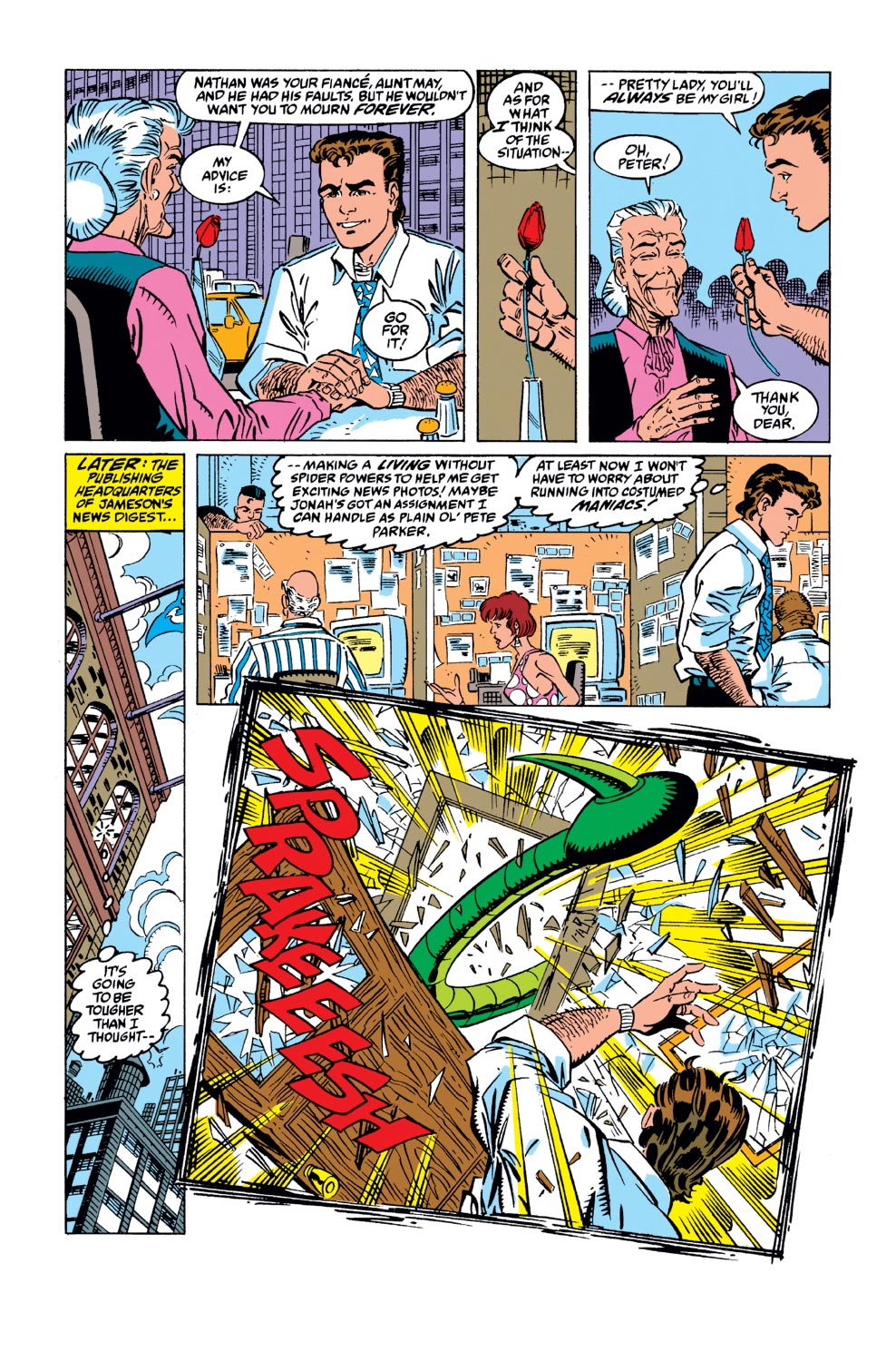 The Amazing Spider-Man (1963) 342 Page 10