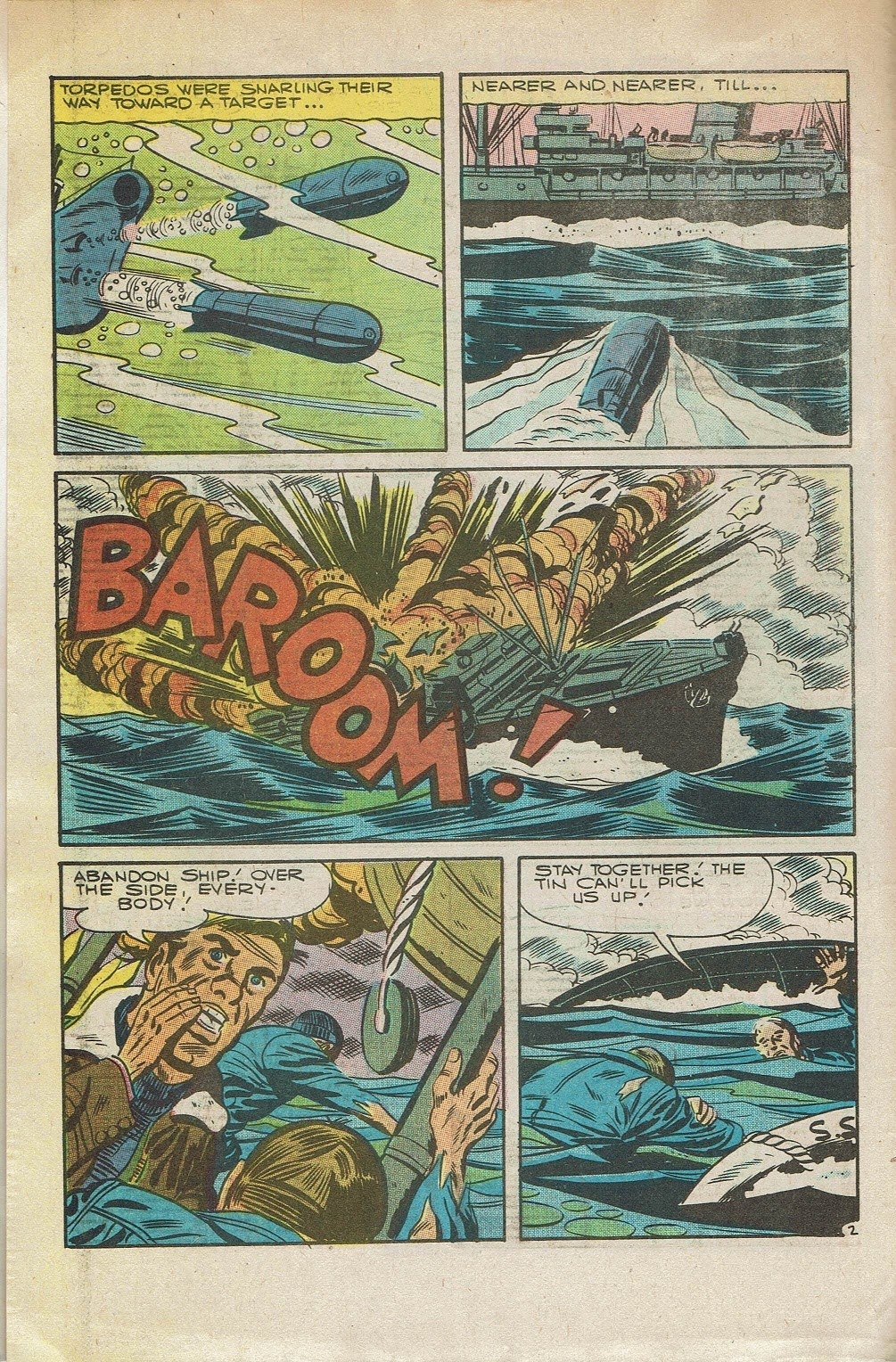 Read online Fightin' Navy comic -  Issue #126 - 4