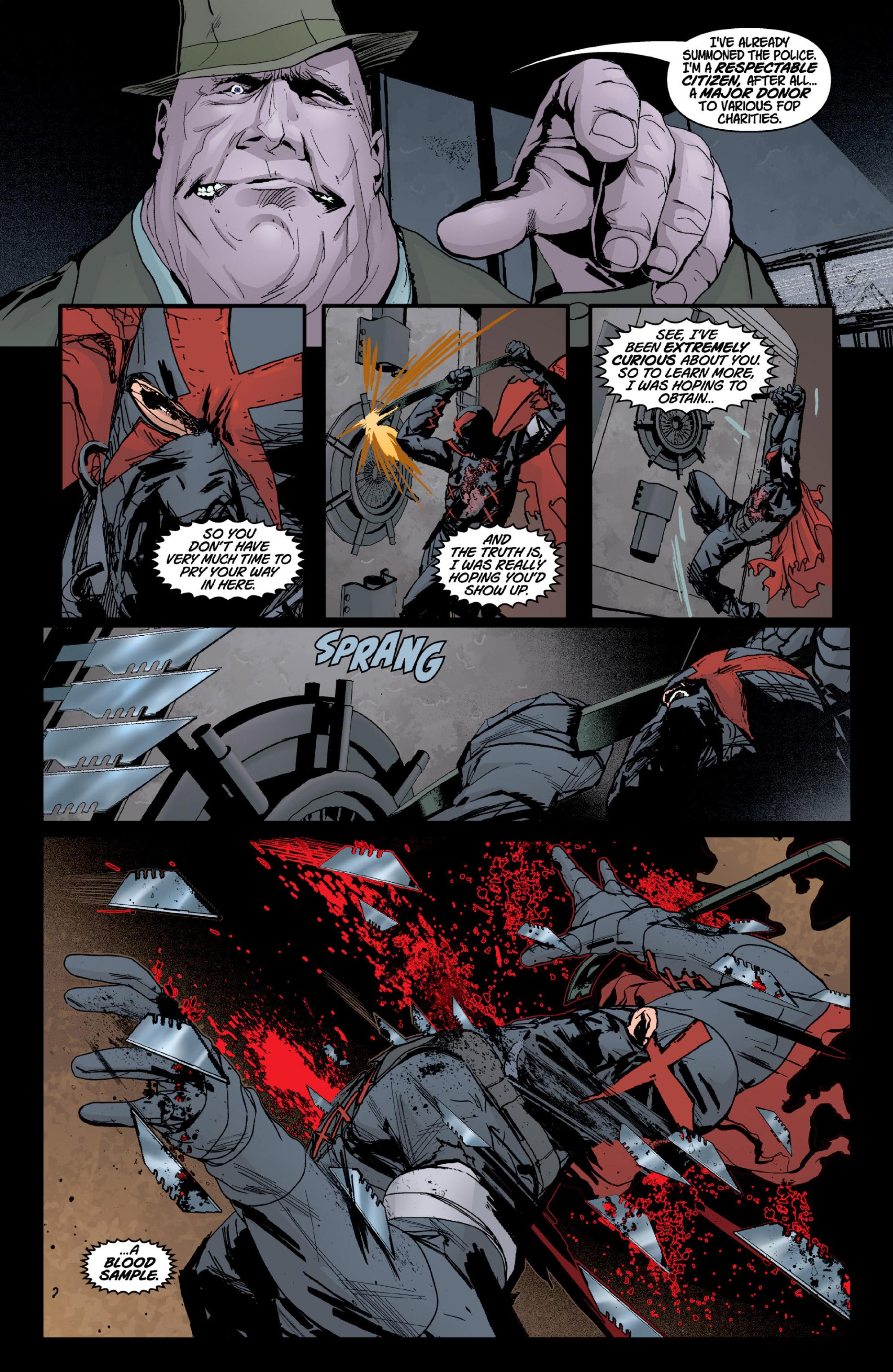 Read online X: Big Bad comic -  Issue # Full - 27