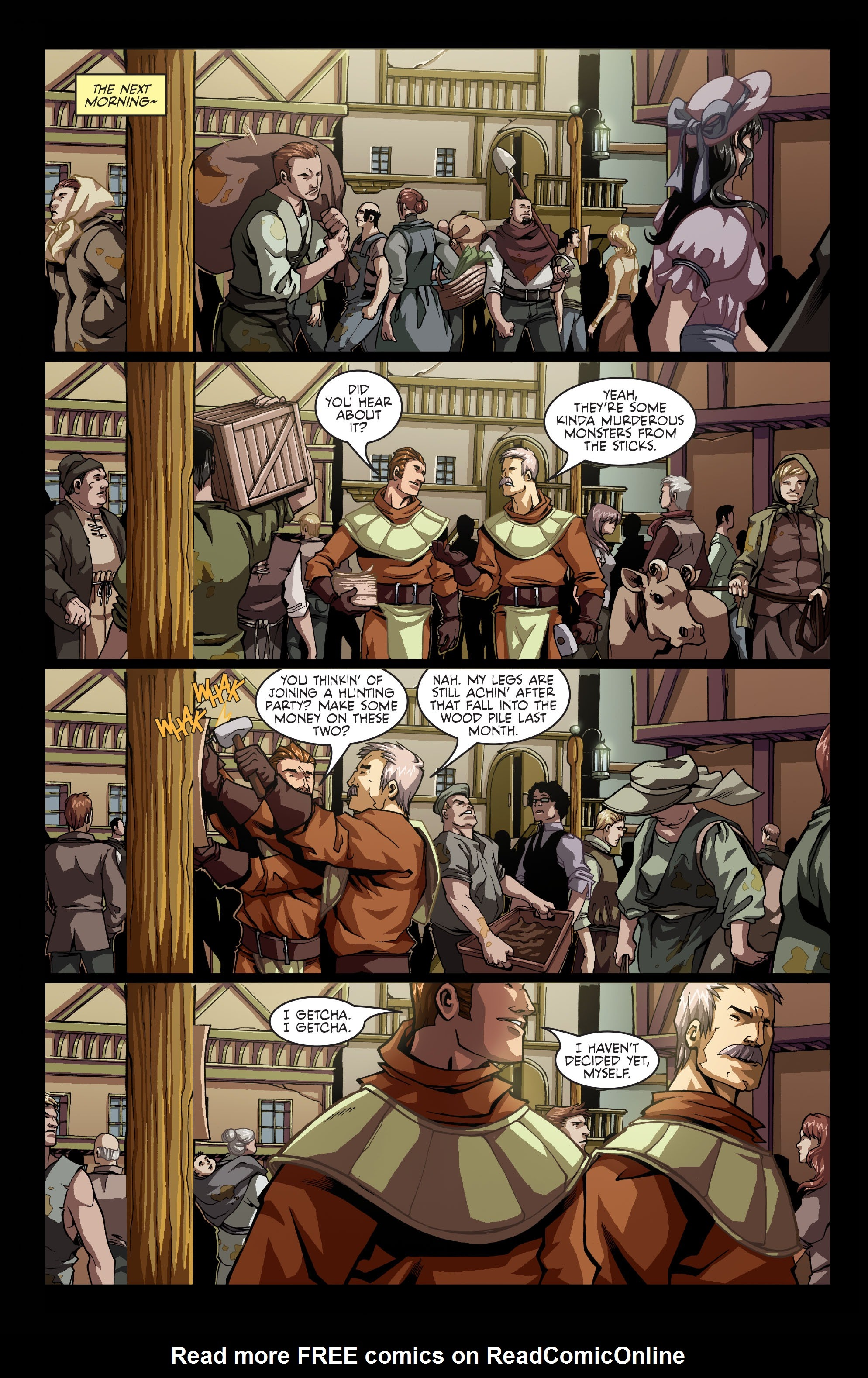 Read online Skullkickers comic -  Issue #7 - 23