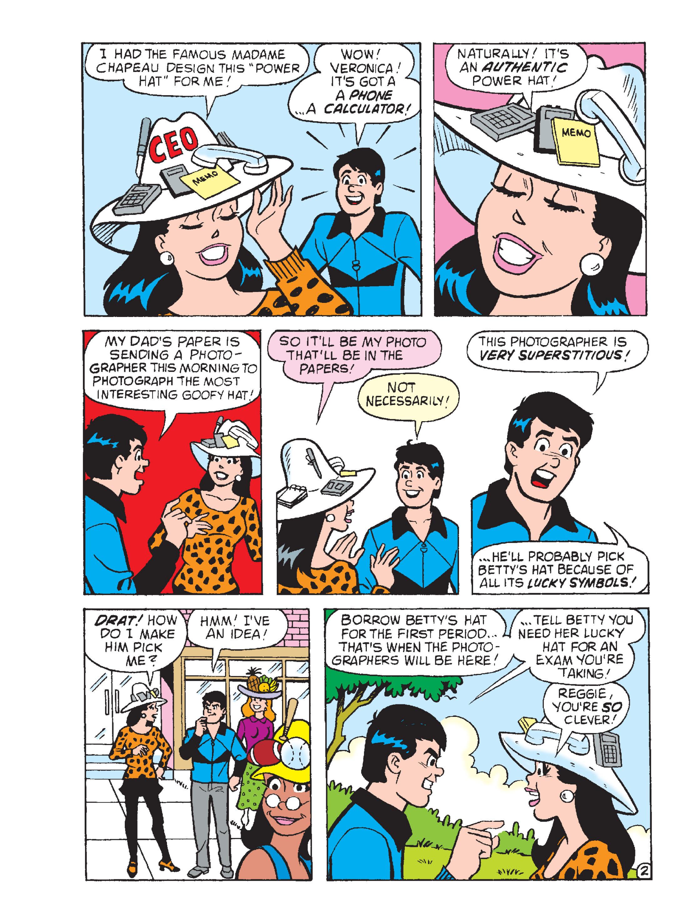 Read online Archie 1000 Page Comics Blowout! comic -  Issue # TPB (Part 1) - 95