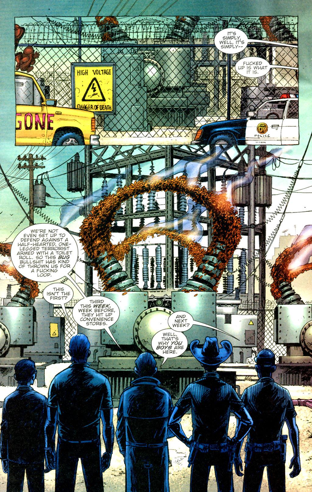 Read online The Exterminators comic -  Issue #9 - 13