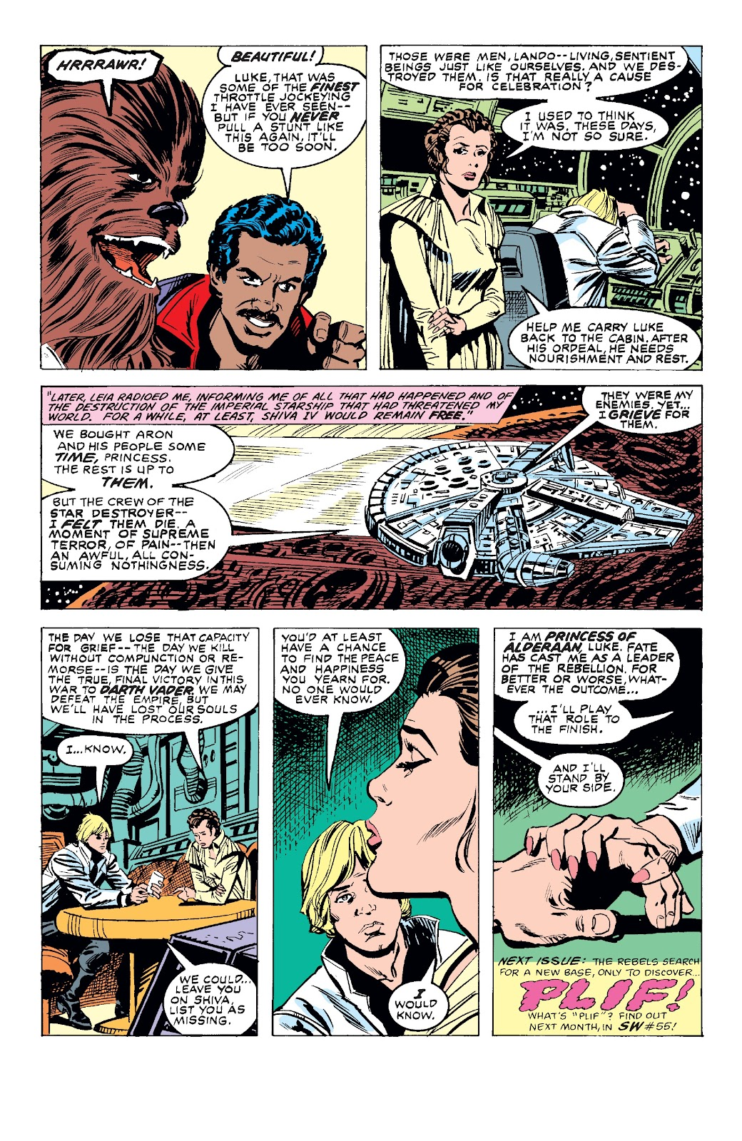 Read online Star Wars Legends: The Original Marvel Years - Epic Collection comic -  Issue # TPB 3 (Part 4) - 56