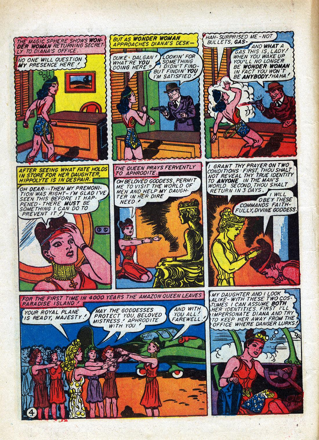 Read online Sensation (Mystery) Comics comic -  Issue #26 - 6