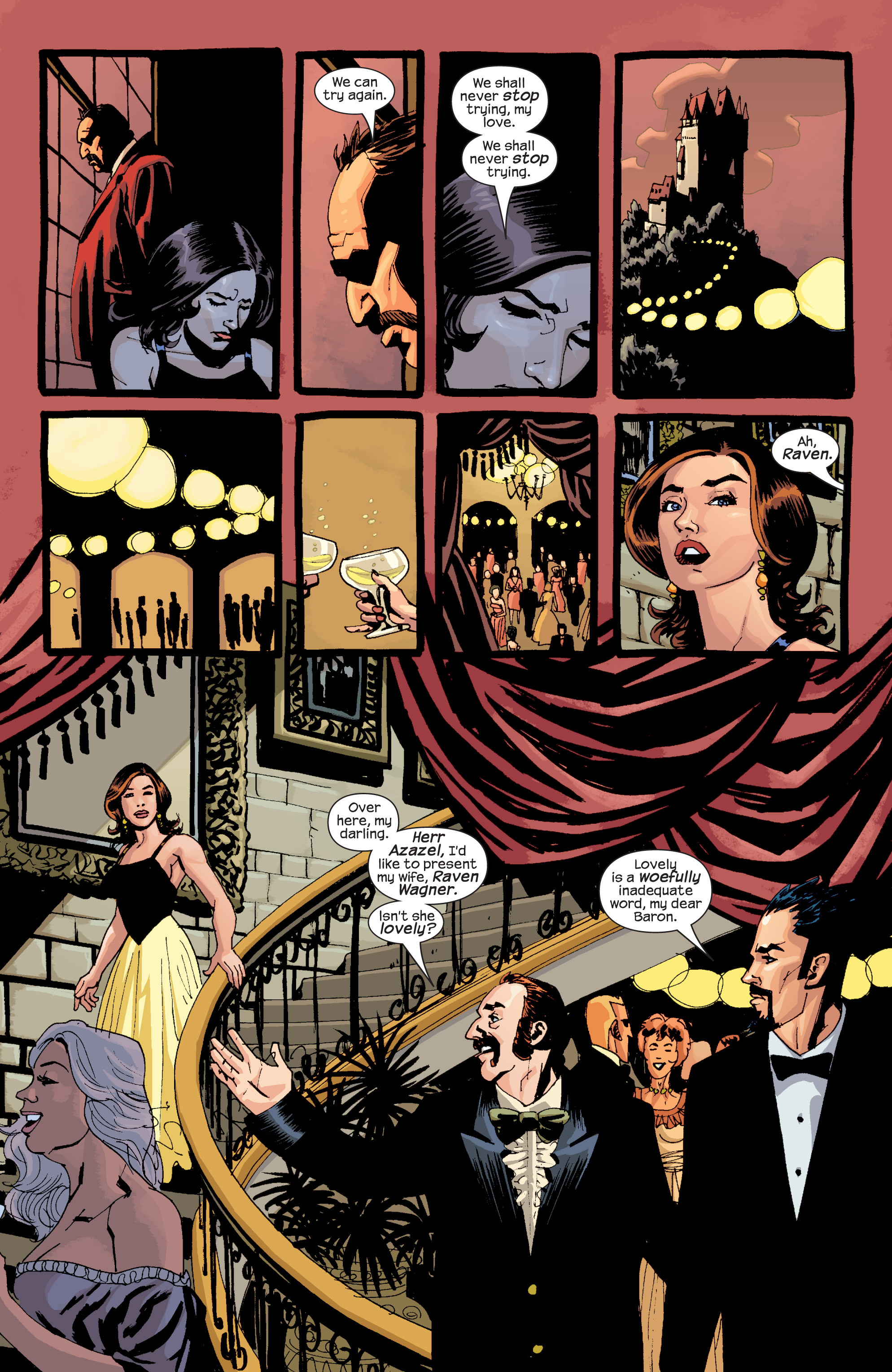 Read online Uncanny X-Men (1963) comic -  Issue #428 - 12