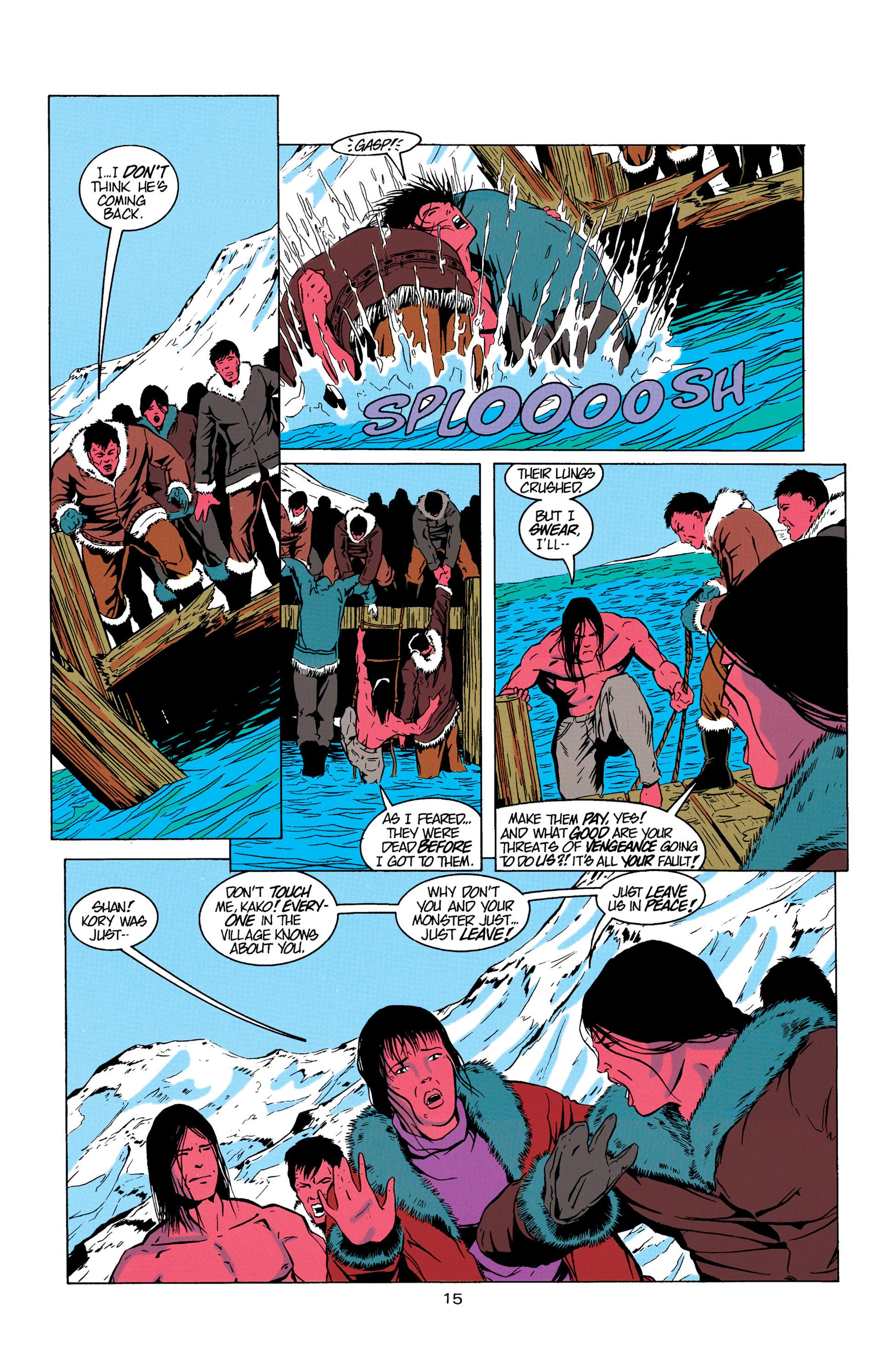 Read online Aquaman (1994) comic -  Issue #5 - 16