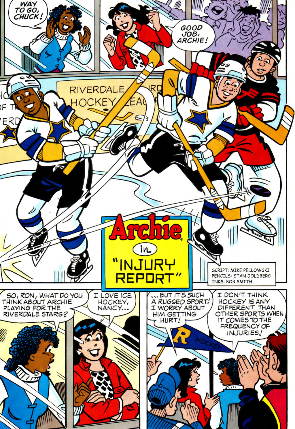 Read online Archie (1960) comic -  Issue #562 - 8