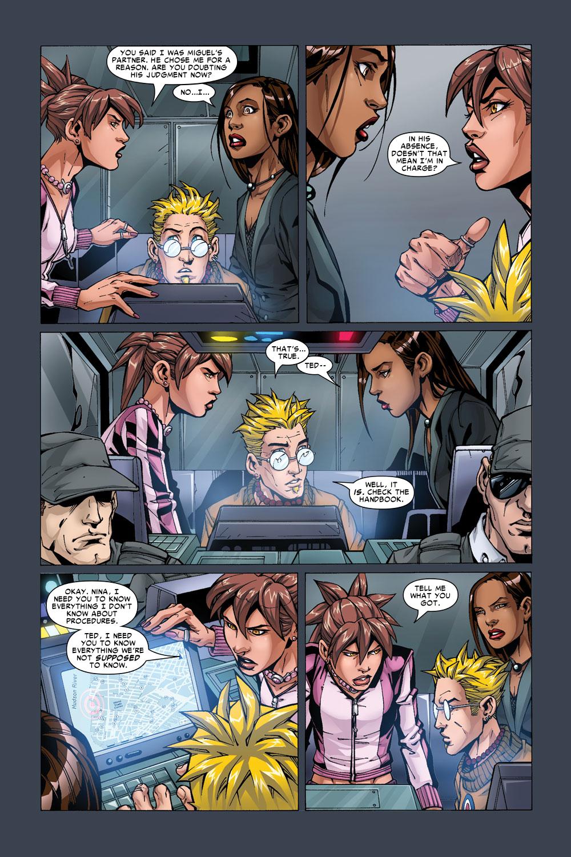 Read online Amazing Fantasy (2004) comic -  Issue #3 - 18
