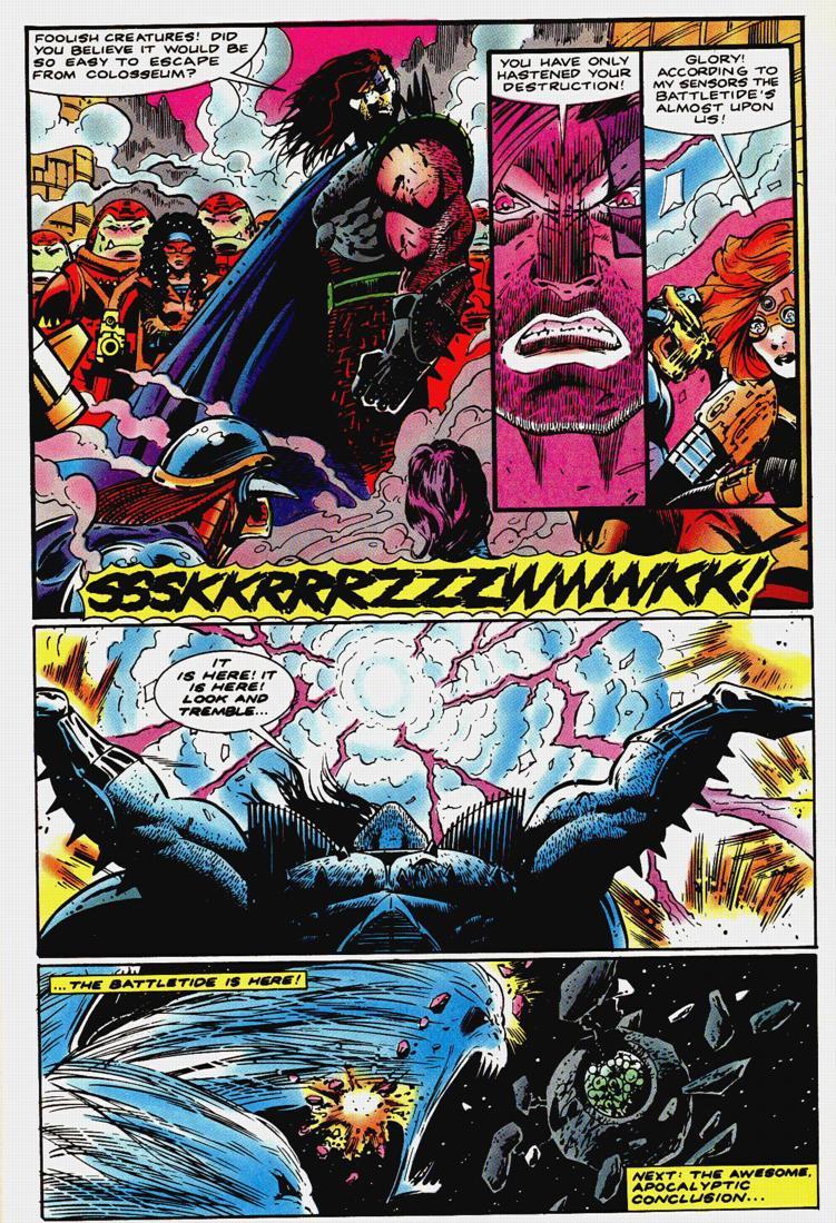 Read online Battletide comic -  Issue #3 - 22