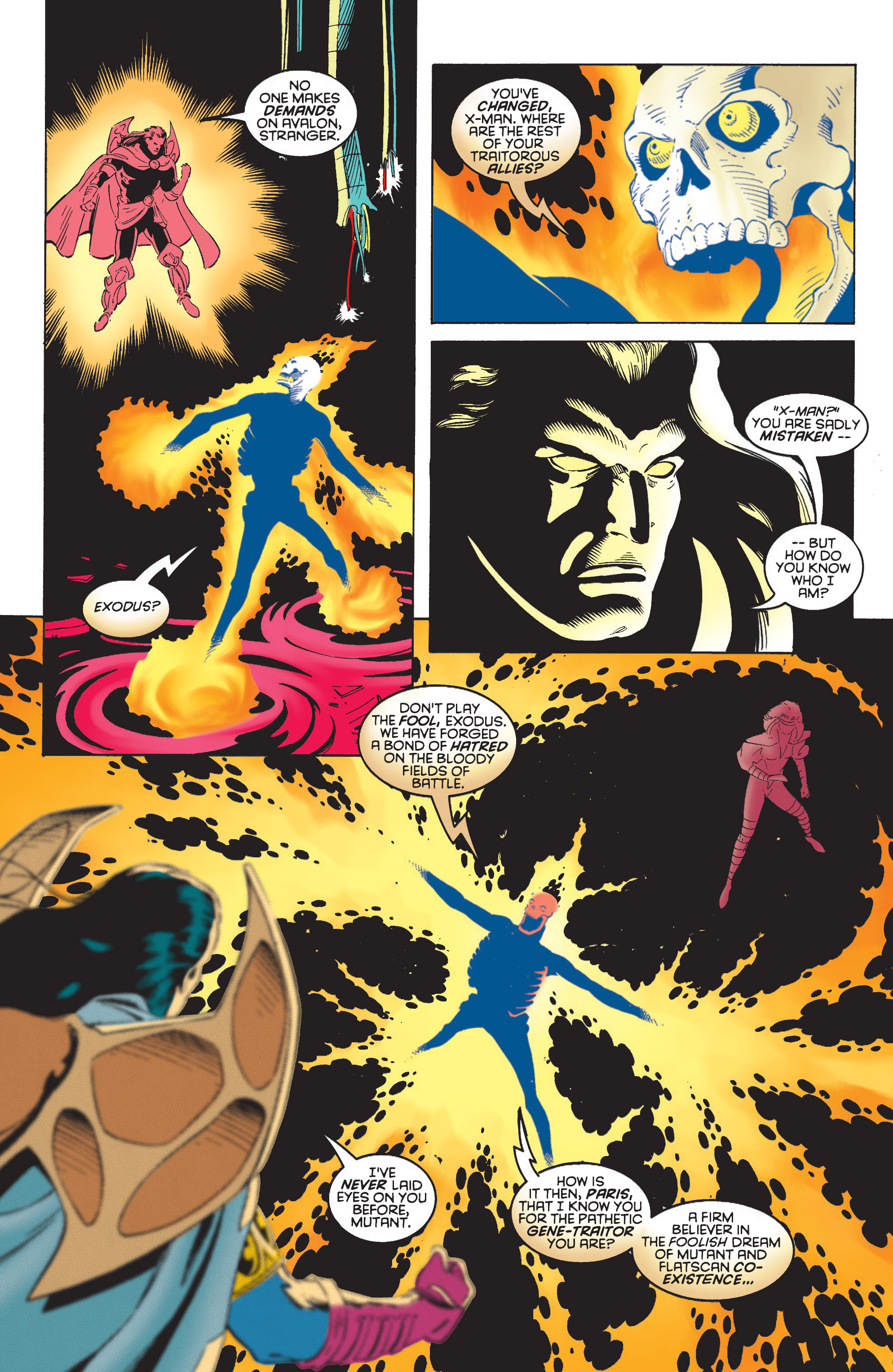 X-Men (1991) 42 Page 16