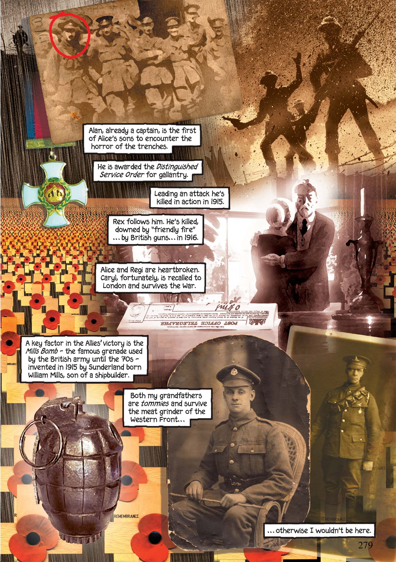 Read online Alice in Sunderland comic -  Issue # Full - 283