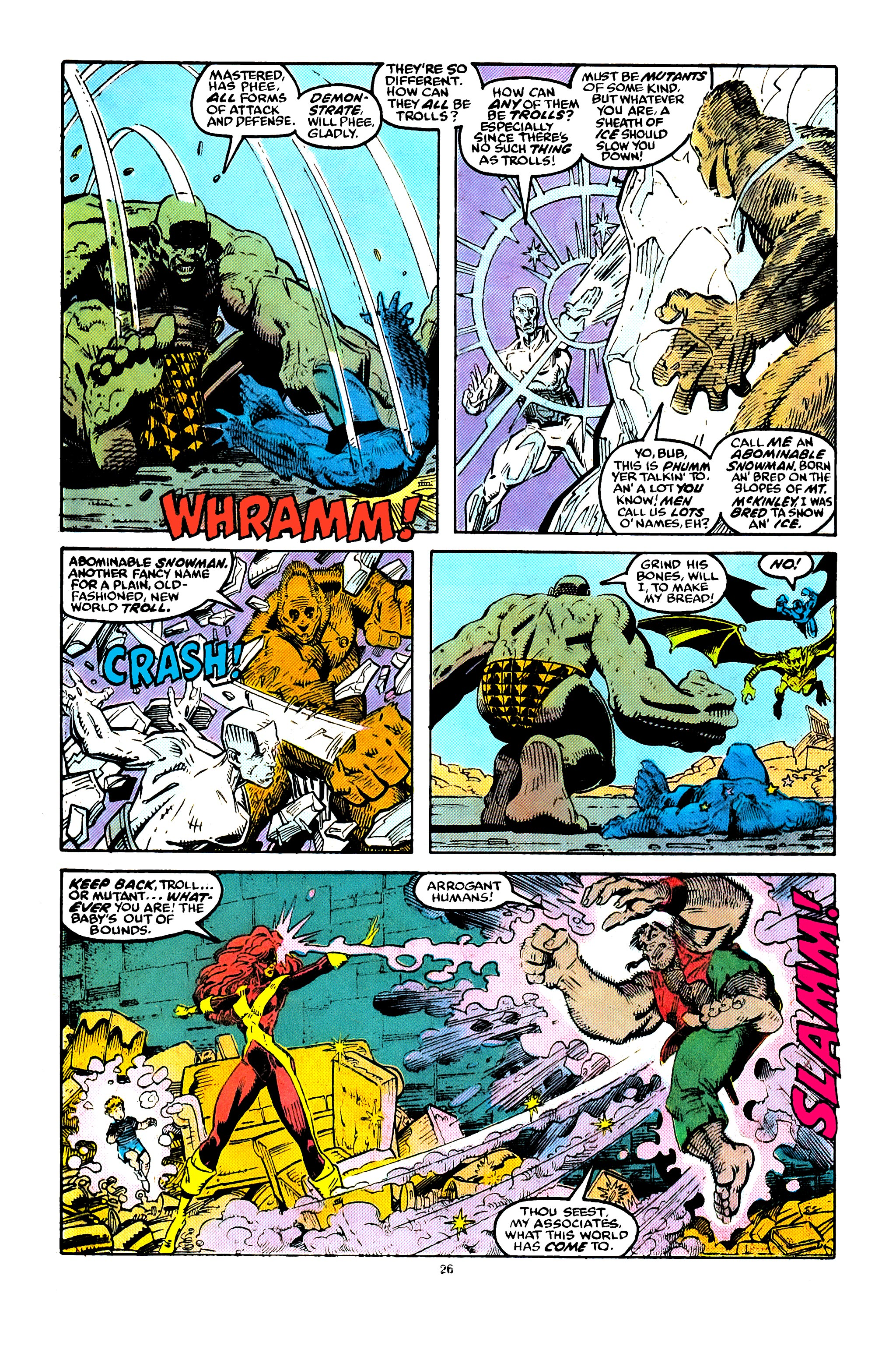 Read online X-Factor (1986) comic -  Issue #41 - 21