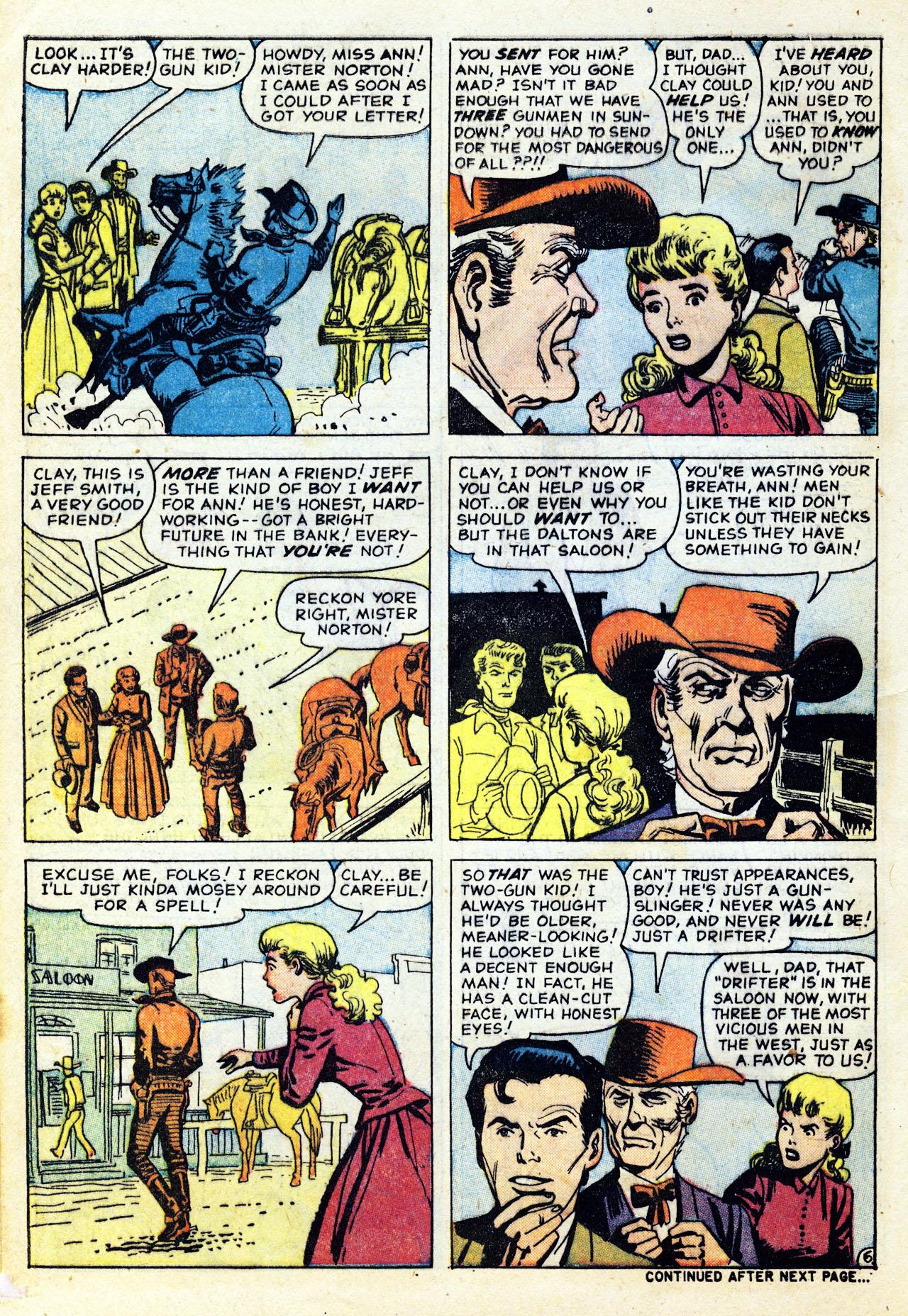 Read online Two-Gun Kid comic -  Issue #43 - 8