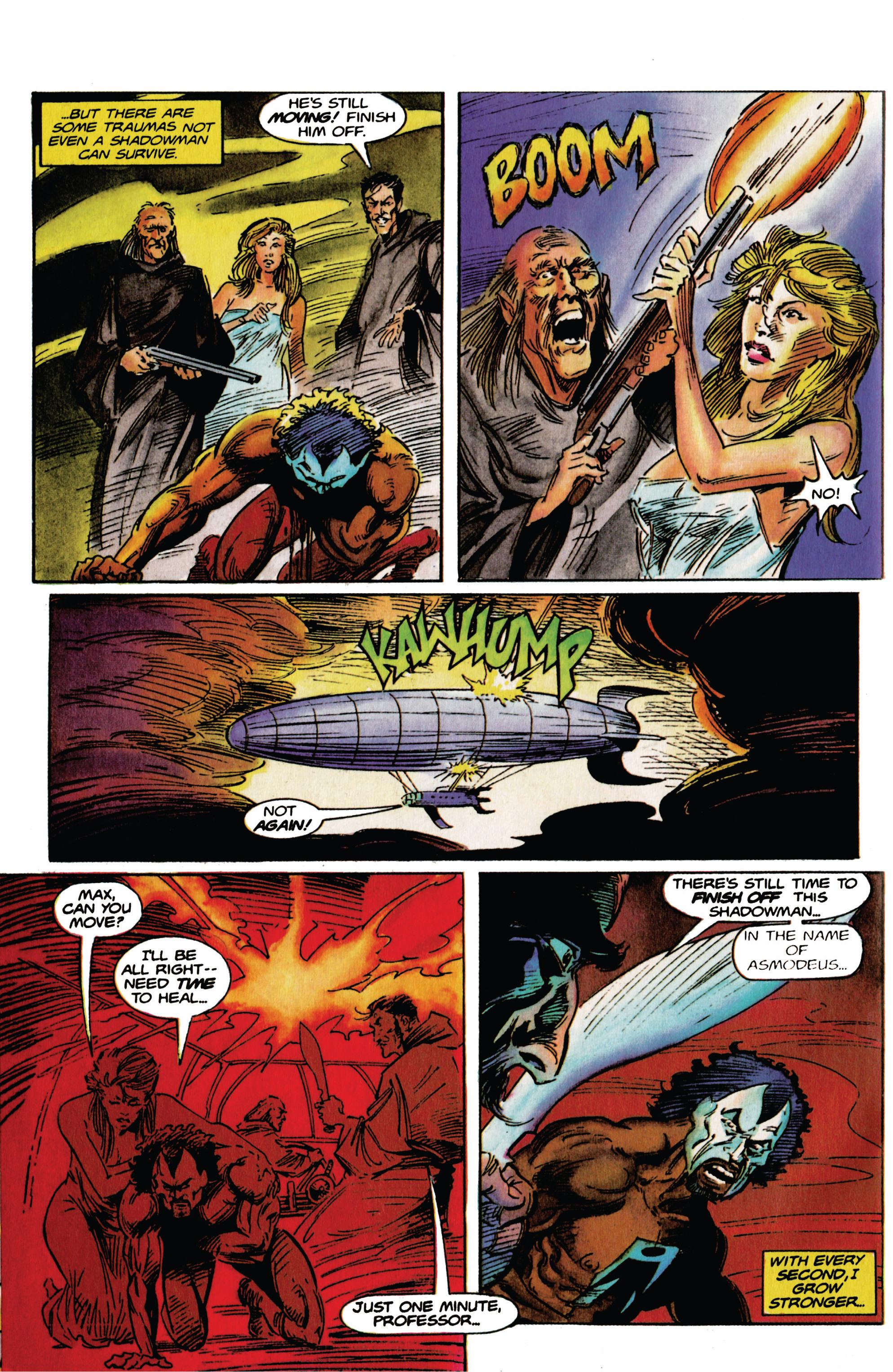 Read online Shadowman (1992) comic -  Issue # _TPB 1 - 40