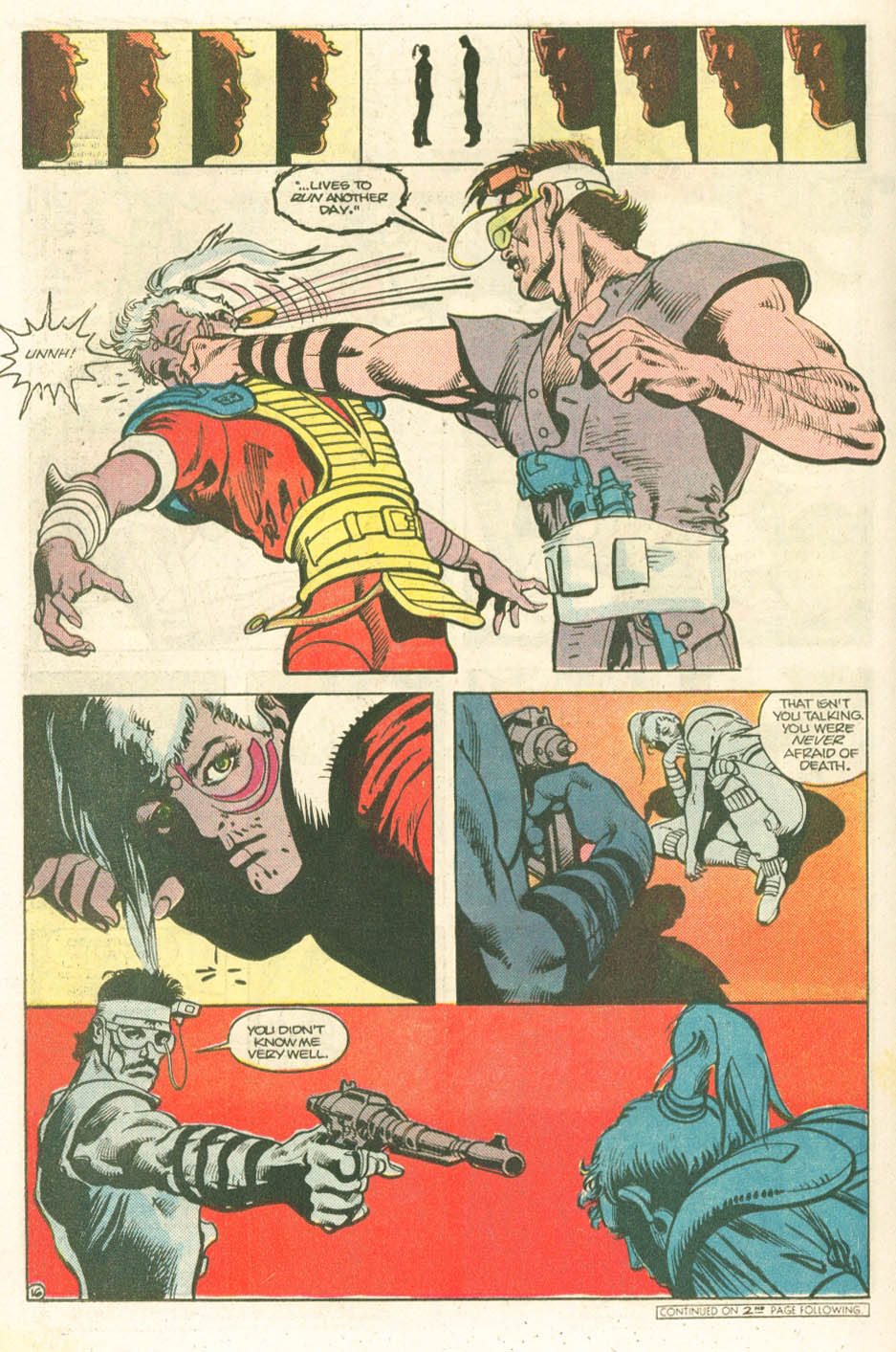 Read online Atari Force (1984) comic -  Issue #11 - 18