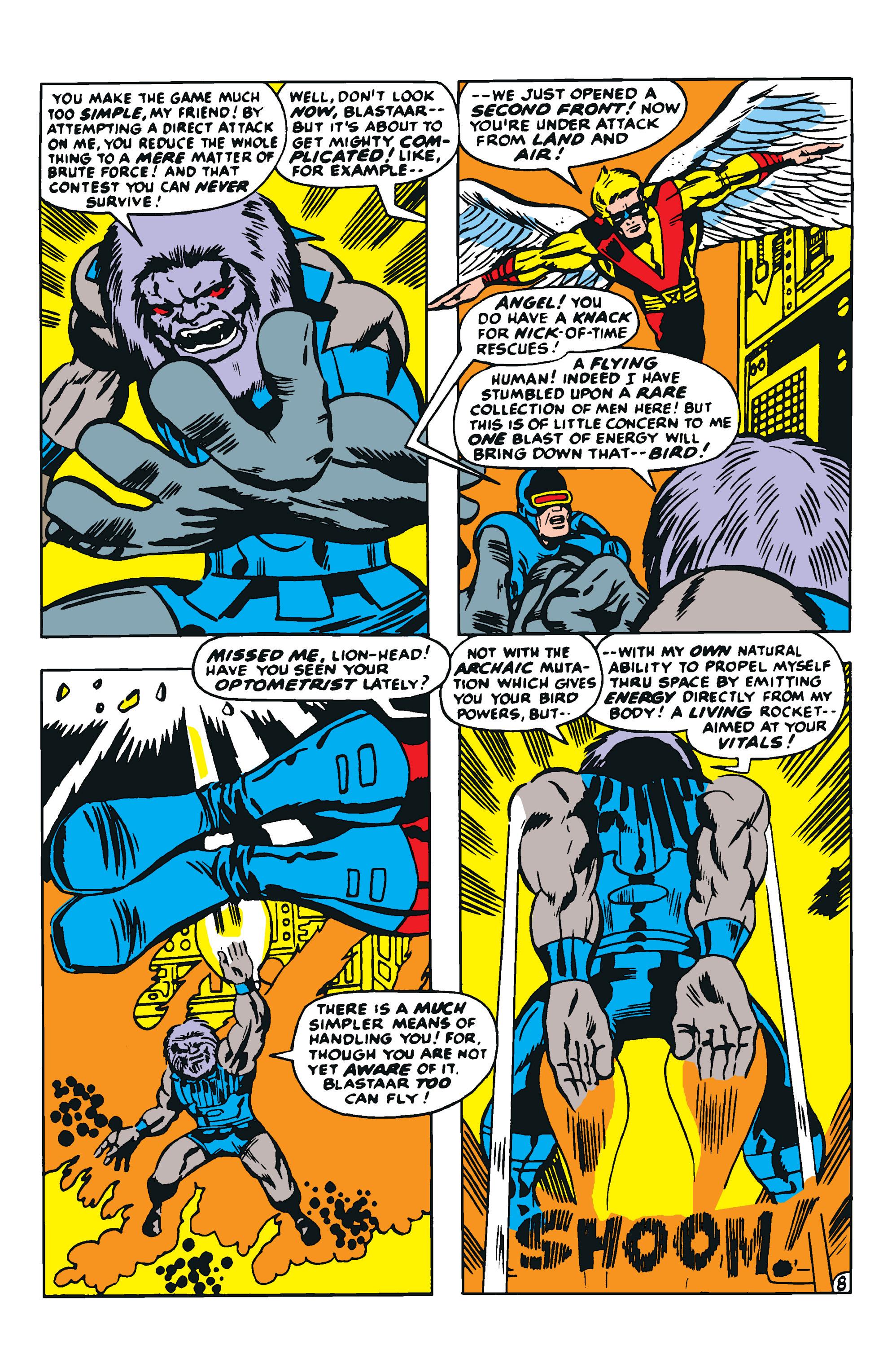 Uncanny X-Men (1963) 53 Page 8