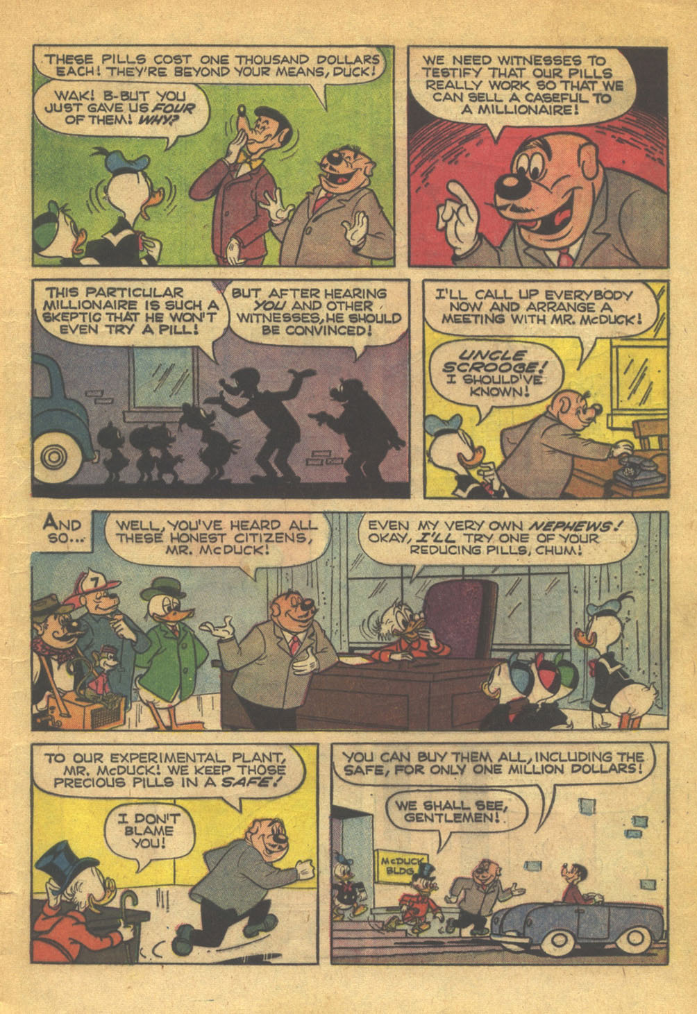 Walt Disney's Comics and Stories issue 331 - Page 9