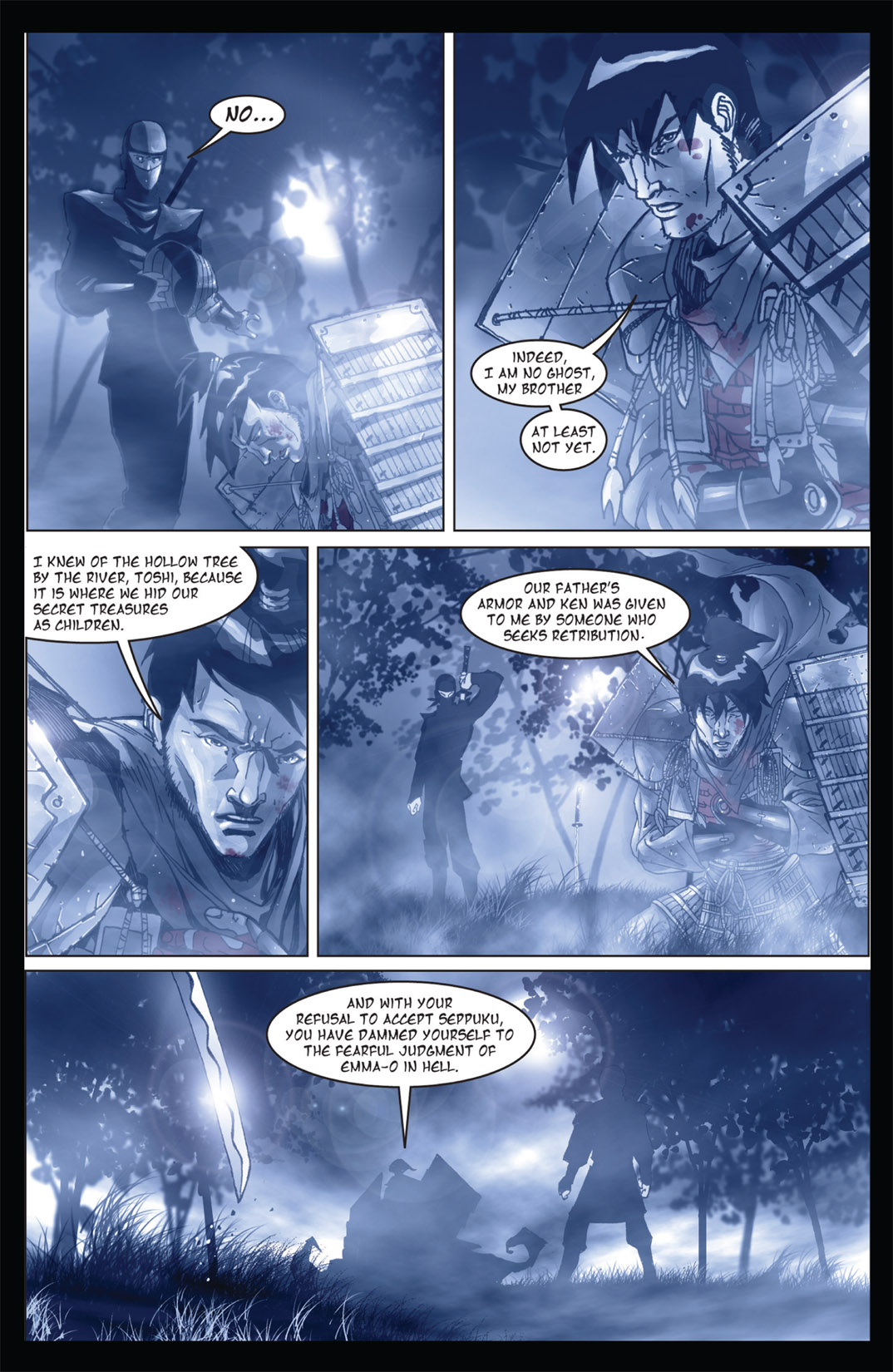 Read online Nightmare World comic -  Issue # Vol. 1 Thirteen Tales of Terror - 59