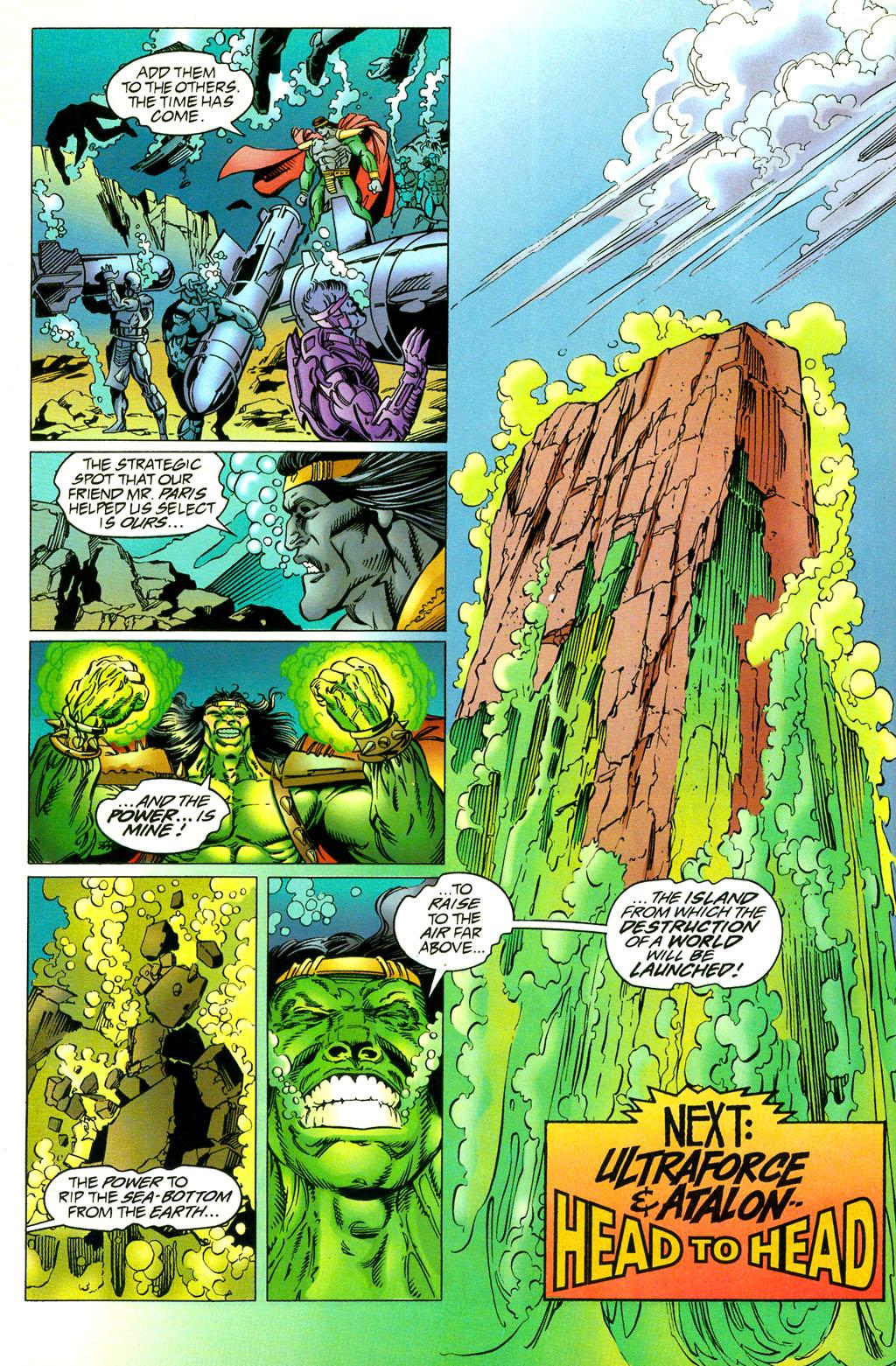 Read online UltraForce (1994) comic -  Issue #2 - 25