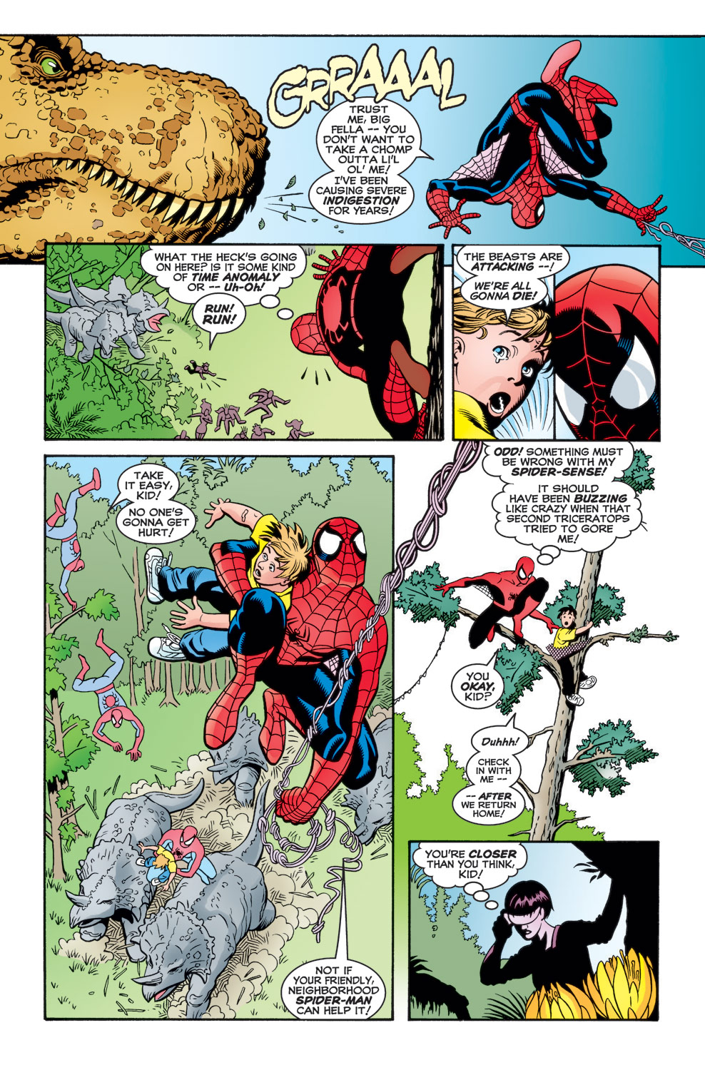 The Amazing Spider-Man (1963) 438 Page 2