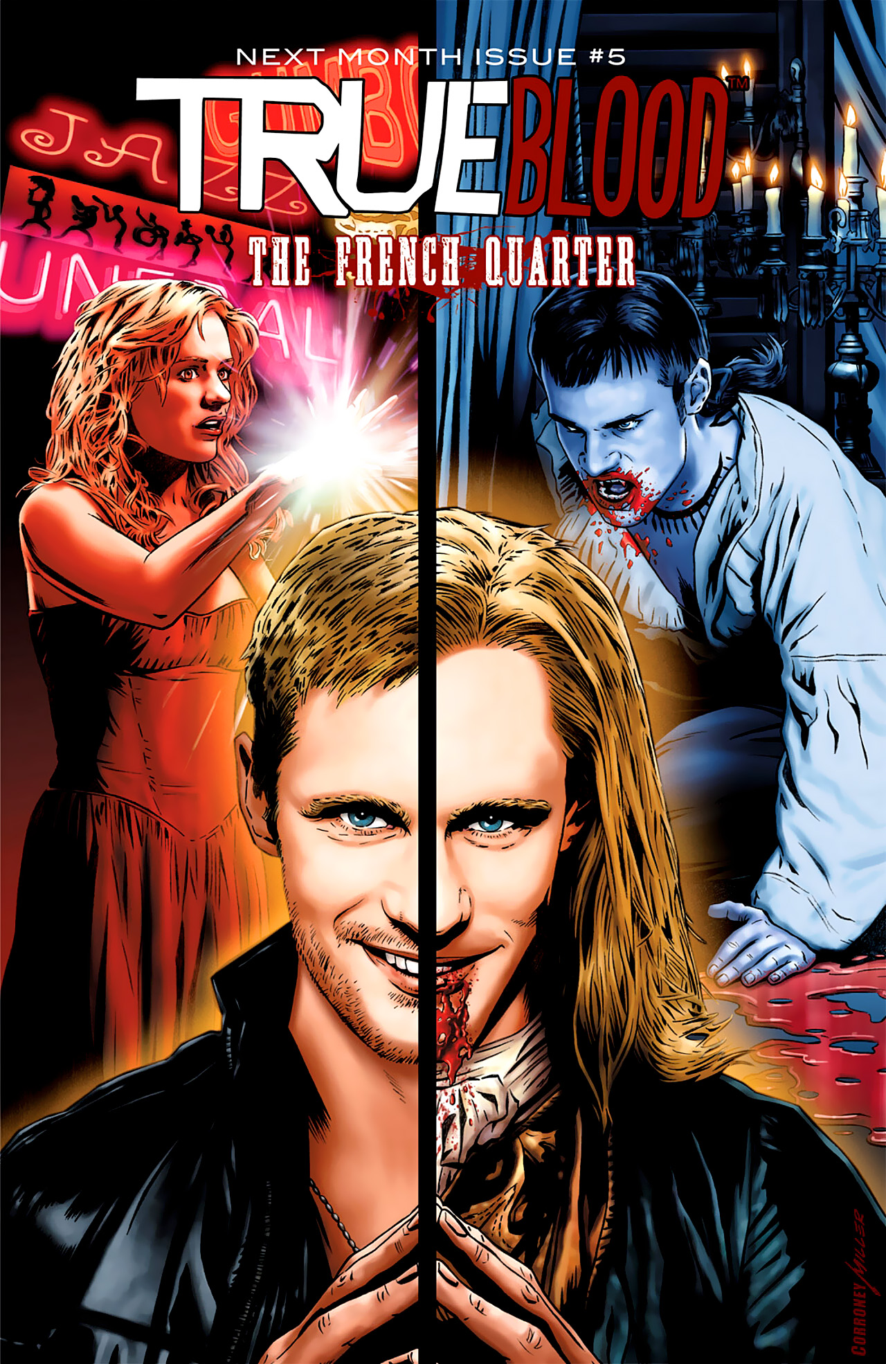 Read online True Blood: French Quarter comic -  Issue #4 - 27
