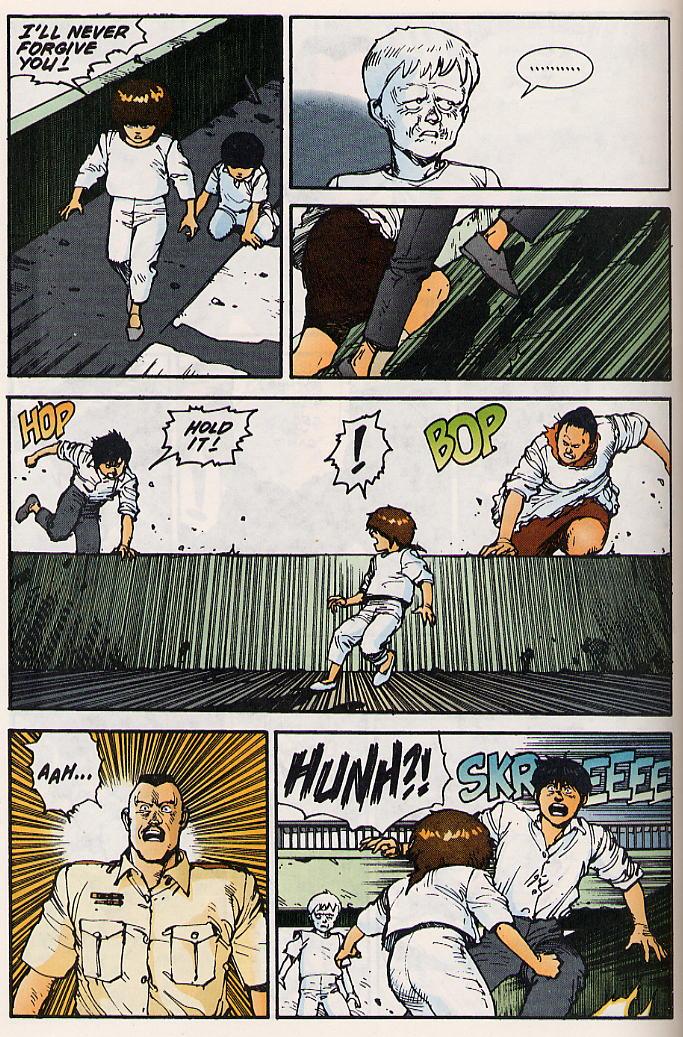 Read online Akira comic -  Issue #15 - 57