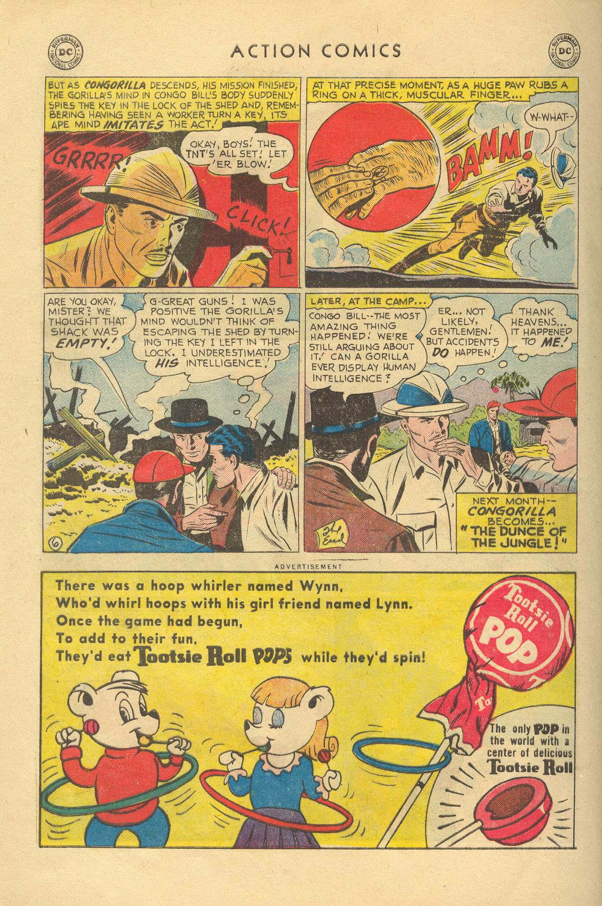 Read online Action Comics (1938) comic -  Issue #249 - 24