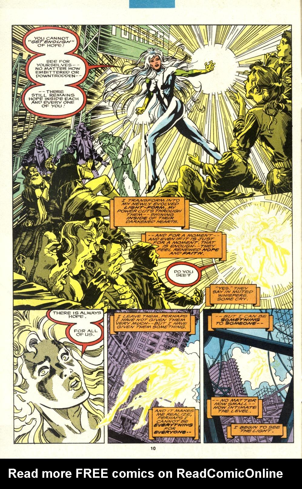 Read online Alpha Flight (1983) comic -  Issue #95 - 8