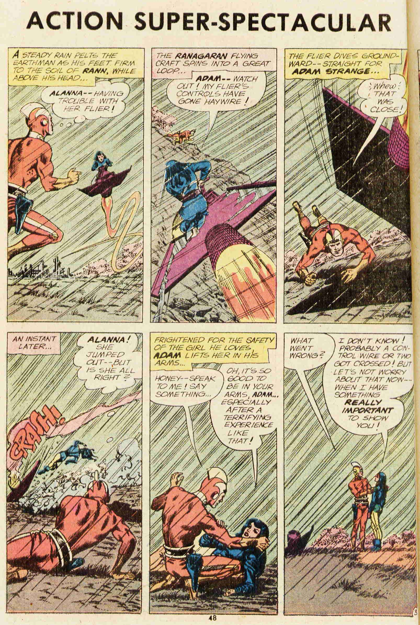 Read online Action Comics (1938) comic -  Issue #437 - 41
