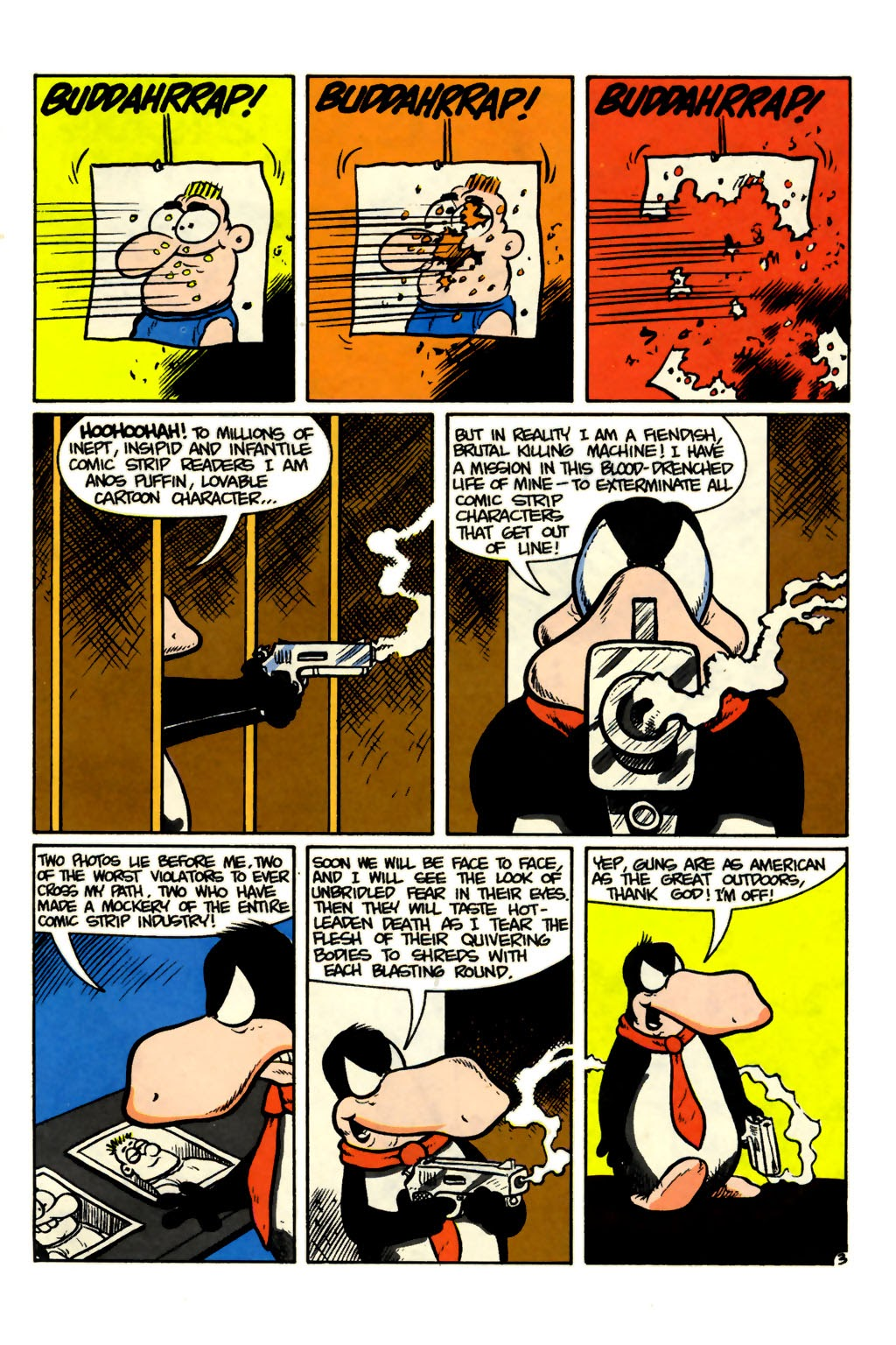 Ralph Snart Adventures (1988) issue 15 - Page 5