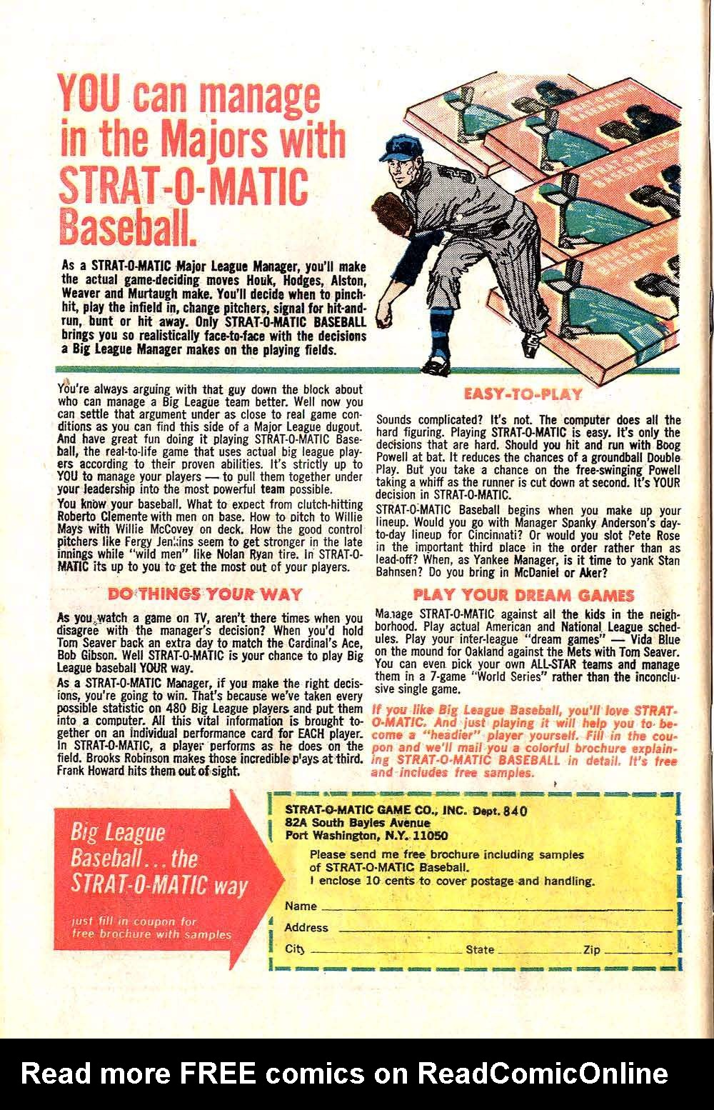 Read online Archie (1960) comic -  Issue #219 - 34