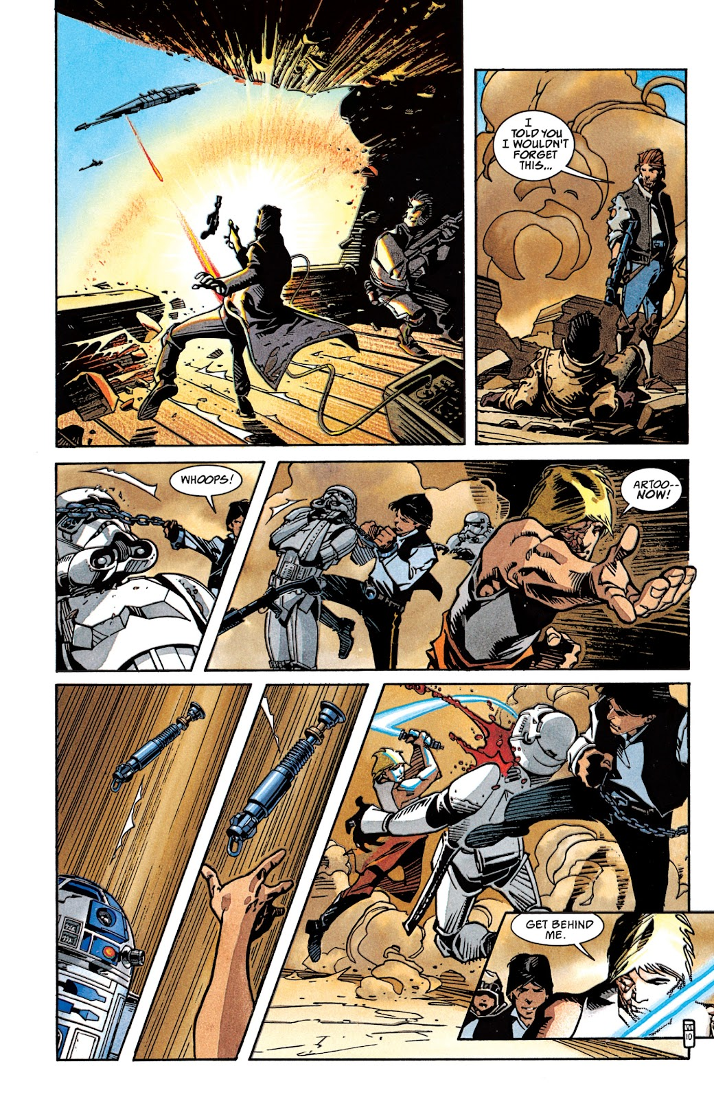 Read online Star Wars Legends: The New Republic - Epic Collection comic -  Issue # TPB 4 (Part 2) - 34