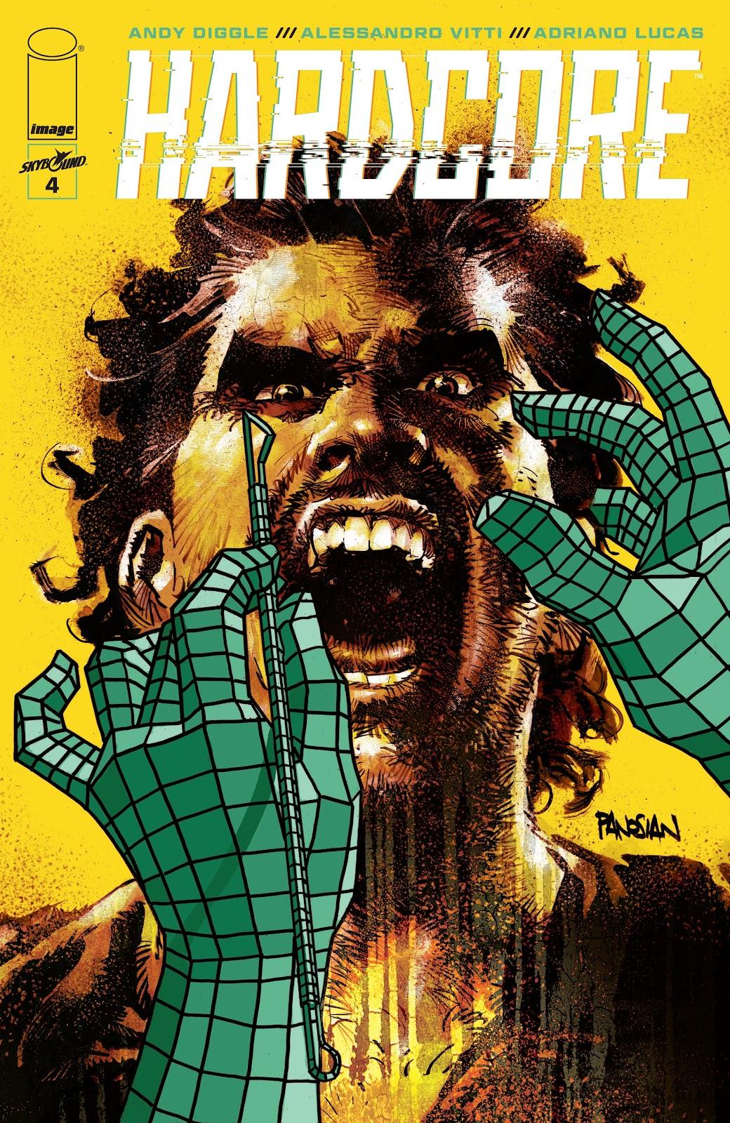 Read online Hardcore comic -  Issue #4 - 1