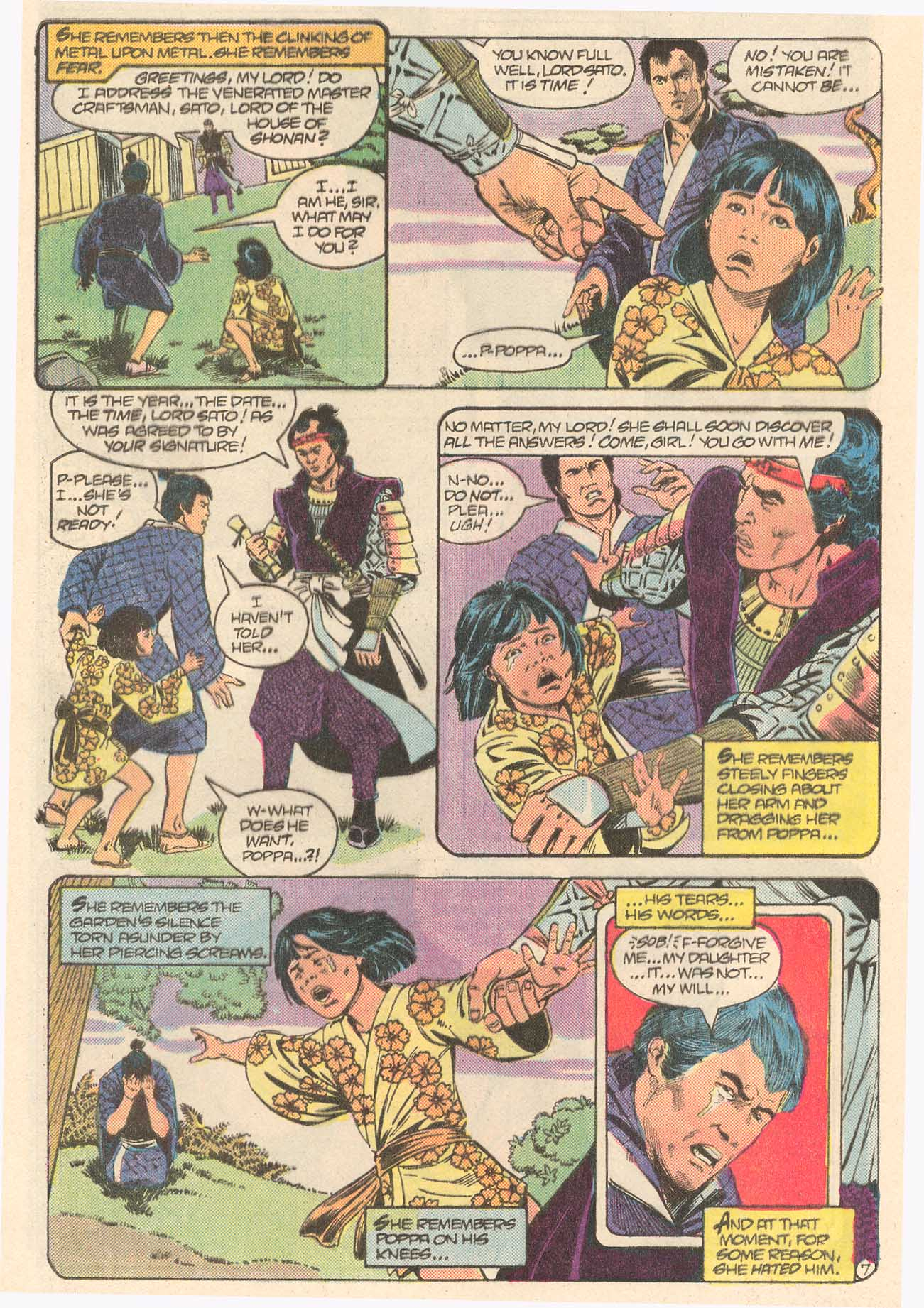 Read online Arion, Lord of Atlantis comic -  Issue #27 - 22
