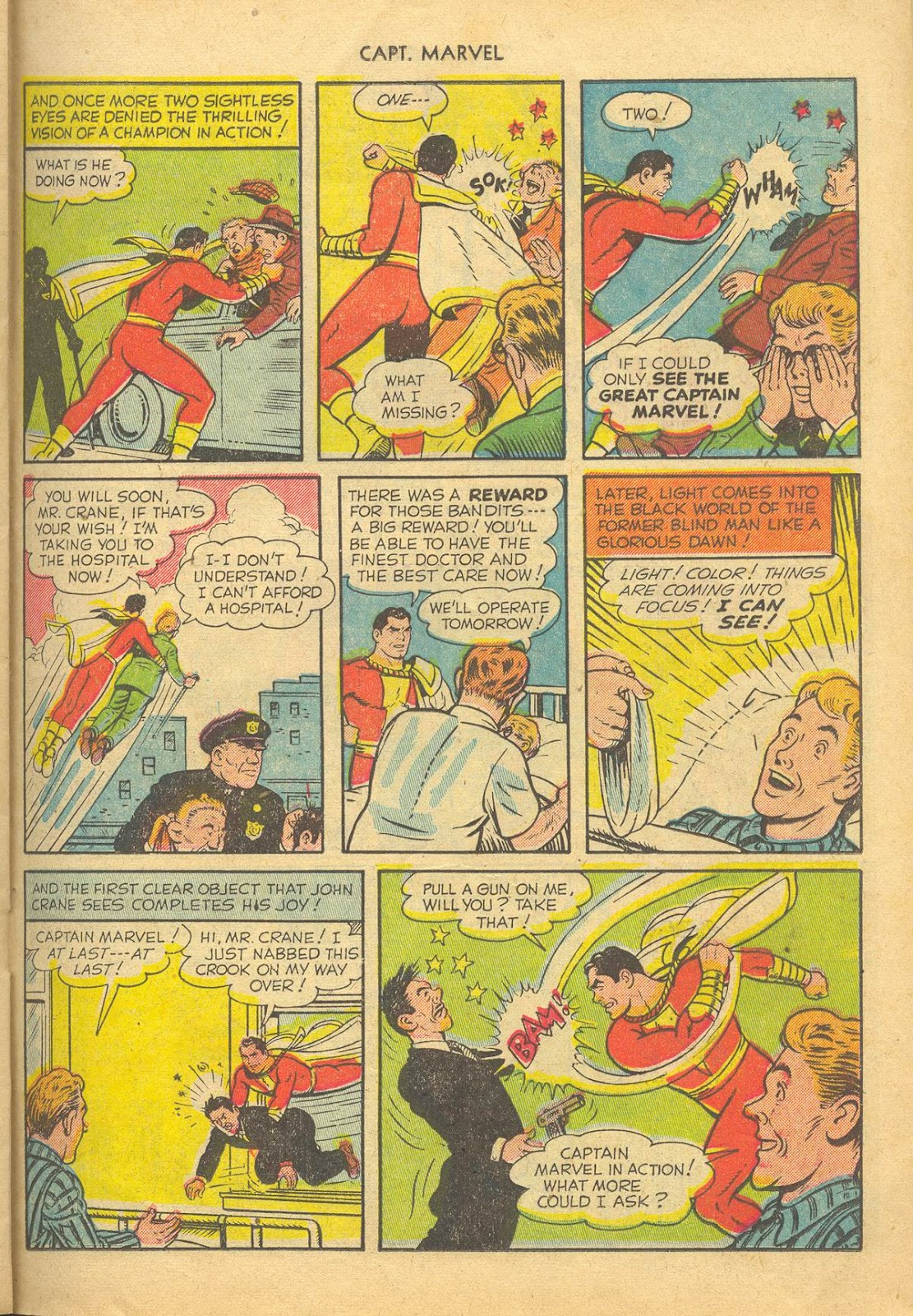 Captain Marvel Adventures issue 132 - Page 23