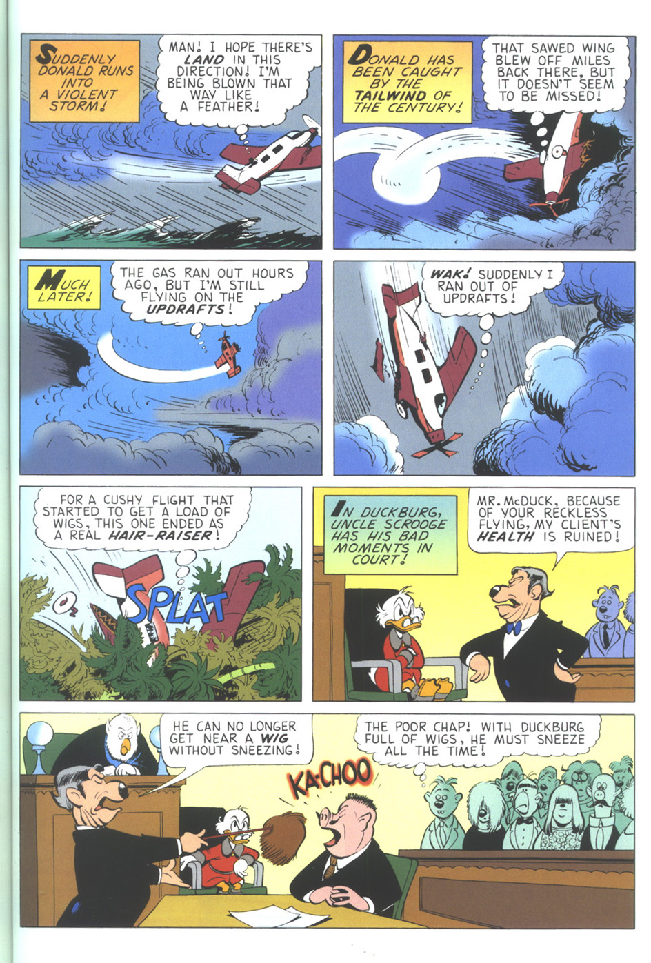 Read online Uncle Scrooge (1953) comic -  Issue #339 - 53