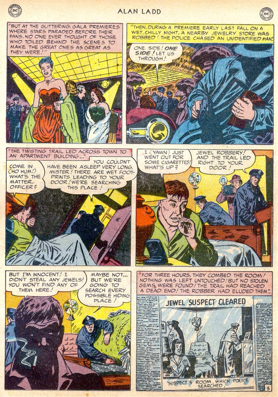 Adventures of Alan Ladd issue 4 - Page 33