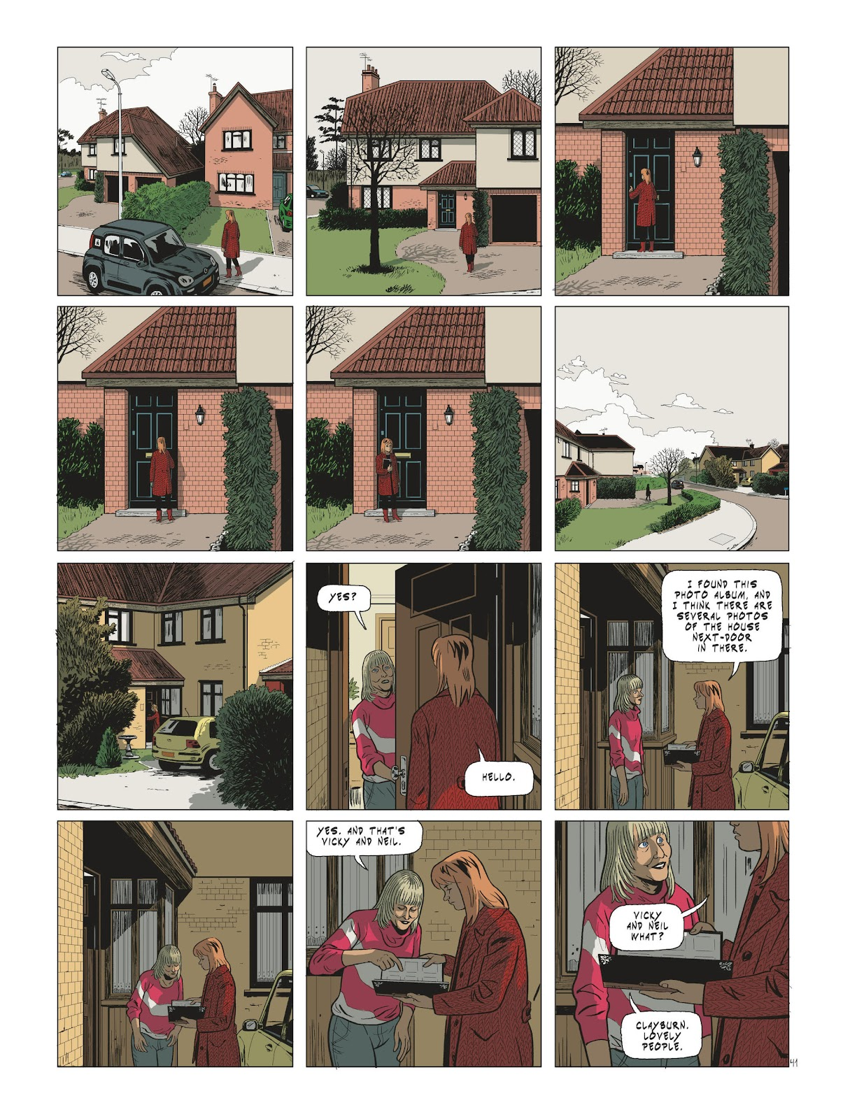 Read online Maggy Garrisson comic -  Issue #3 - 43