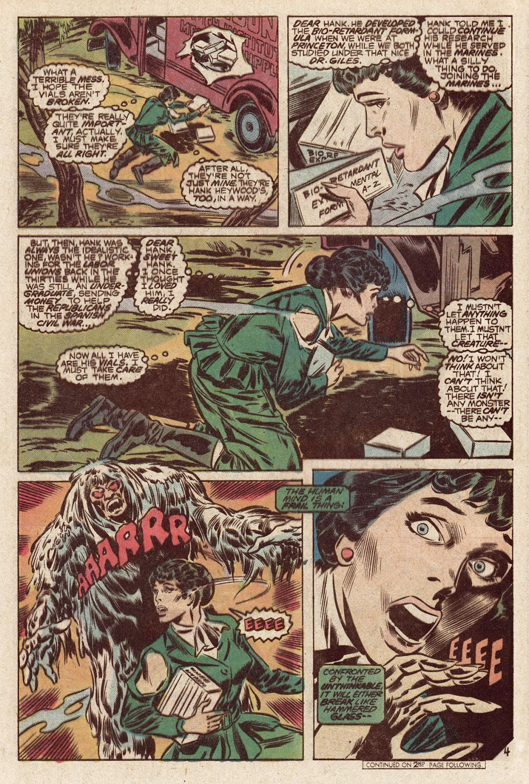 Steel, The Indestructible Man issue 5 - Page 6