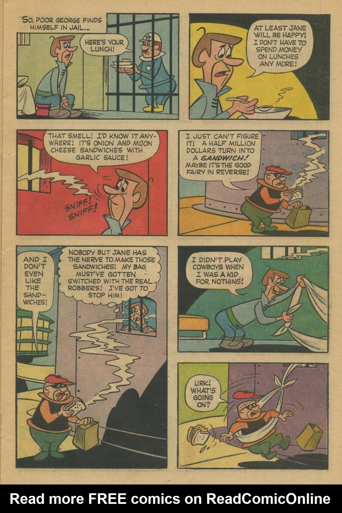 The Jetsons (1963) issue 29 - Page 15