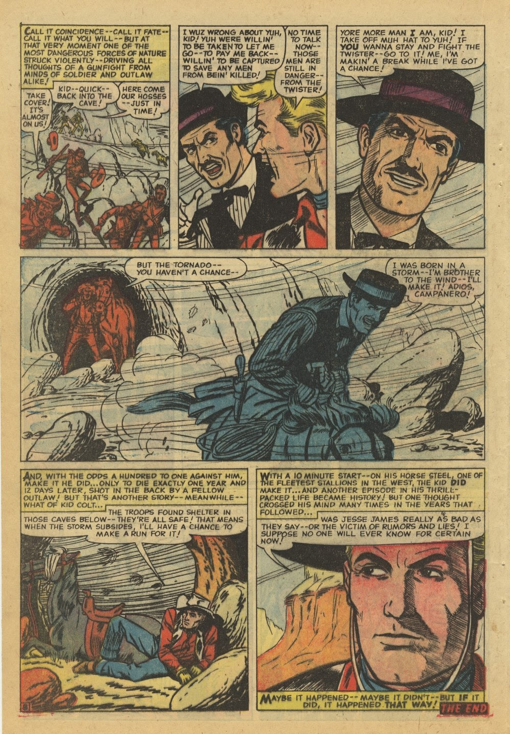 Kid Colt Outlaw issue 82 - Page 24