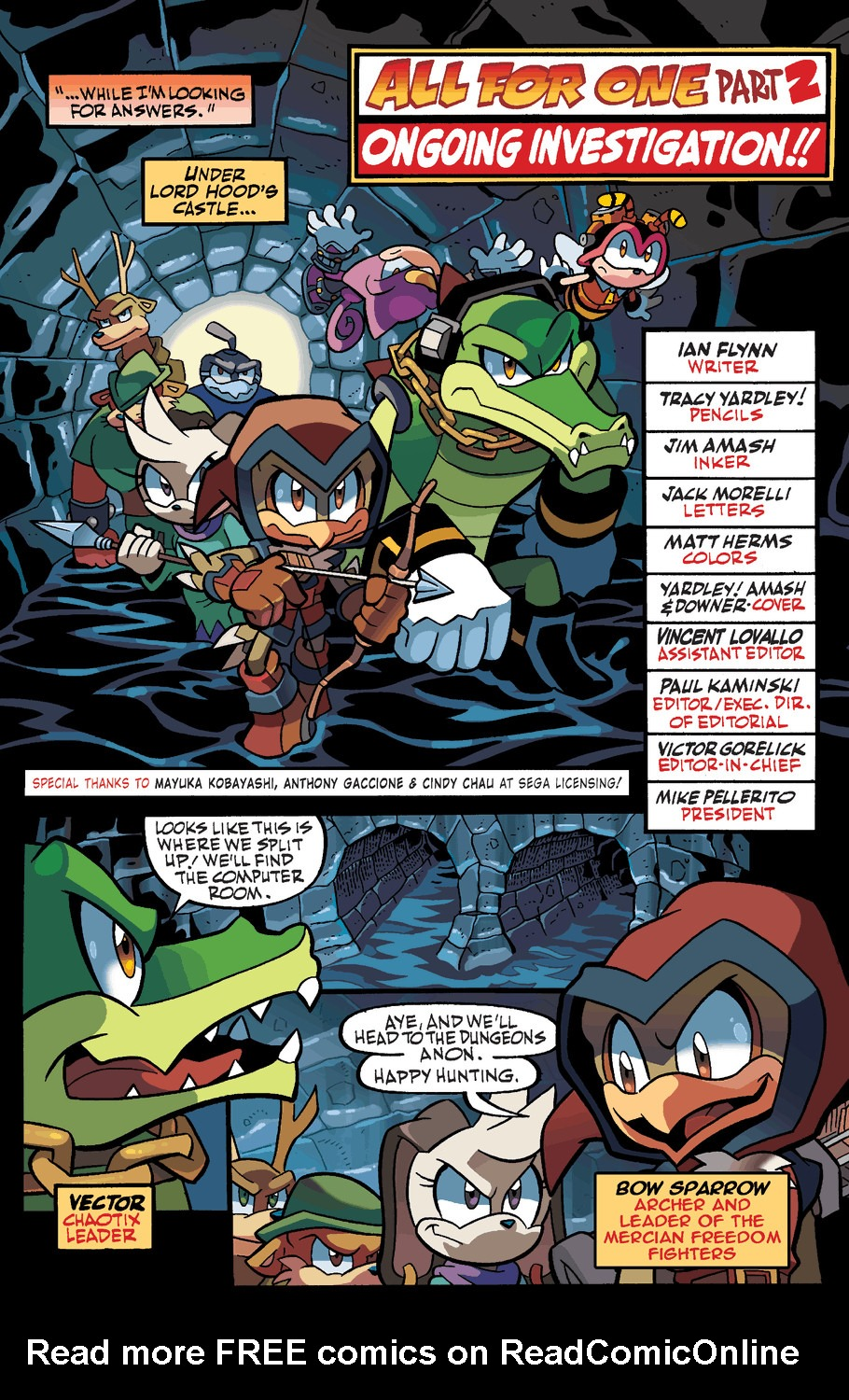 Read online Sonic Universe comic -  Issue #47 - 4